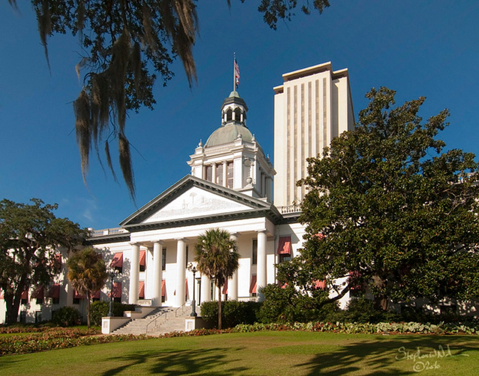One Hour Downtown Tallahassee Walking Tour