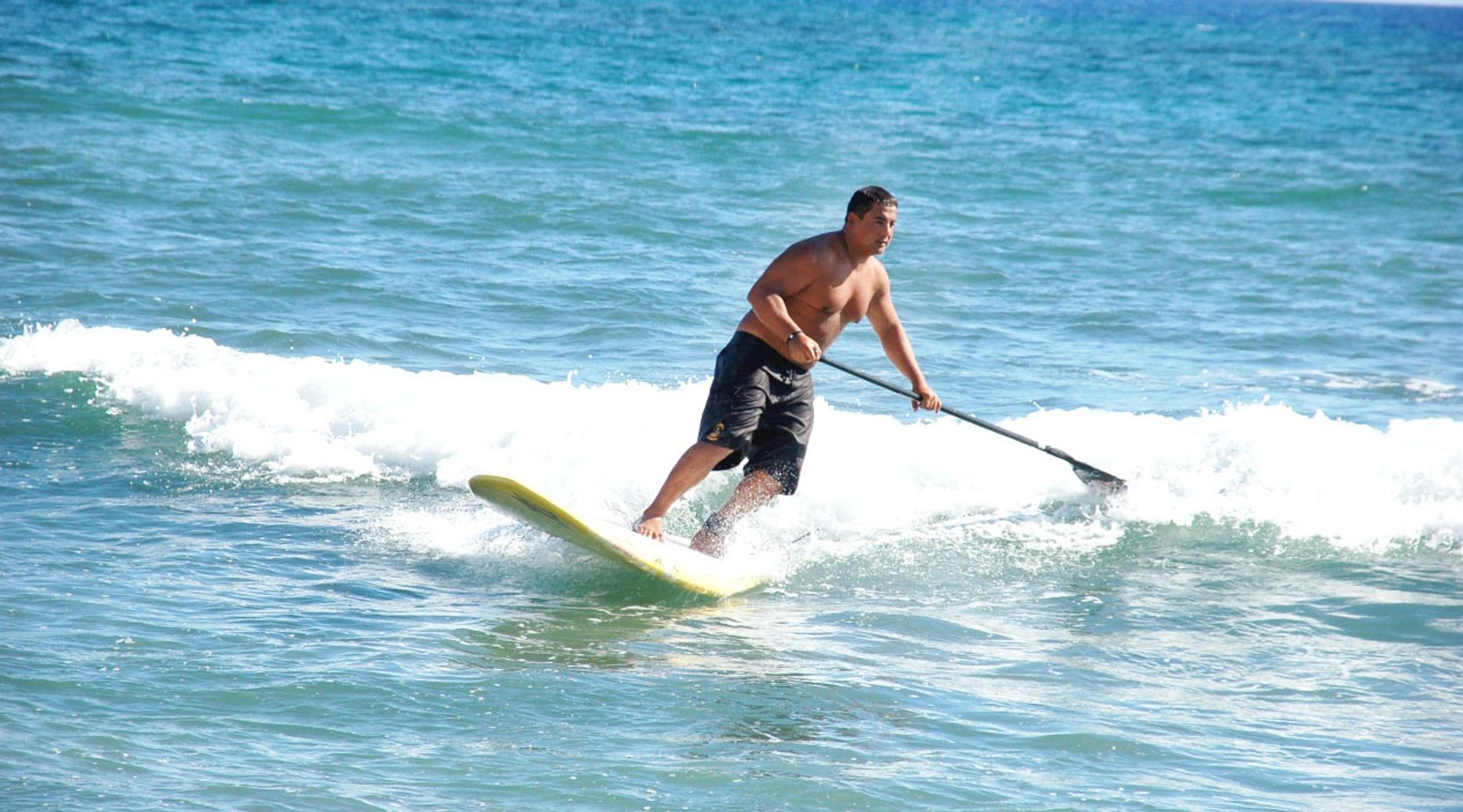 2-Hour Stand-Up Paddleboard Rental Miami Beach