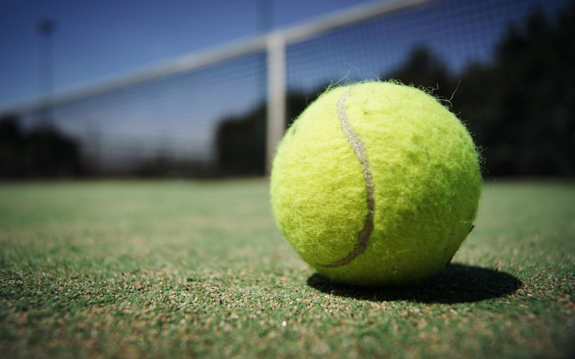 Tennis Doubles Class on Hilton Head Island