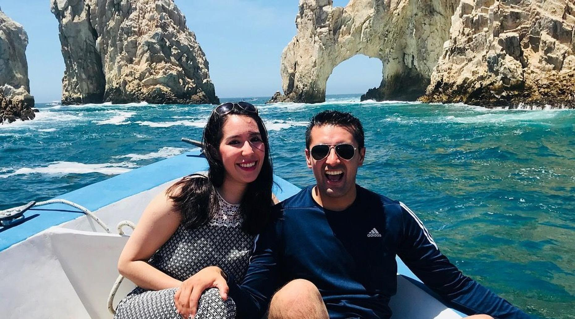 Cabo Arch Boat Tour