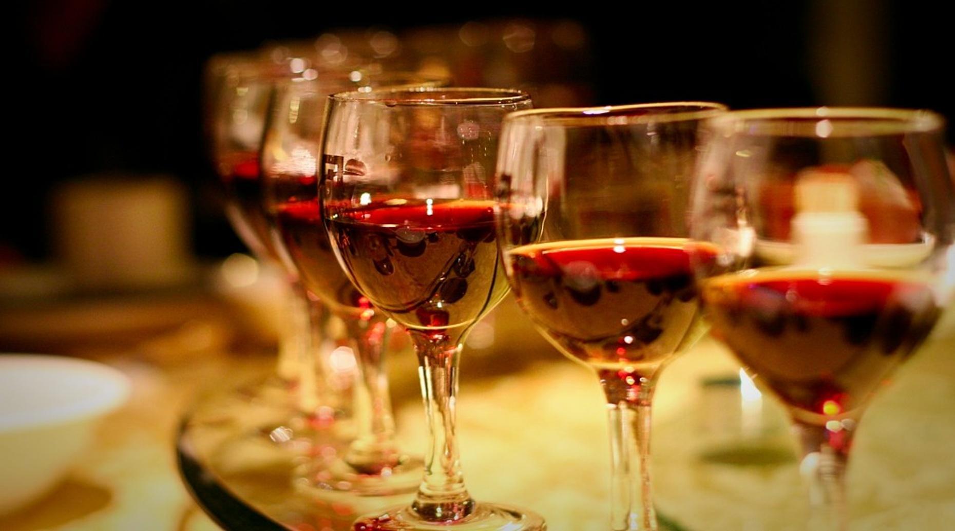 Merlot Wine Tasting in Southold