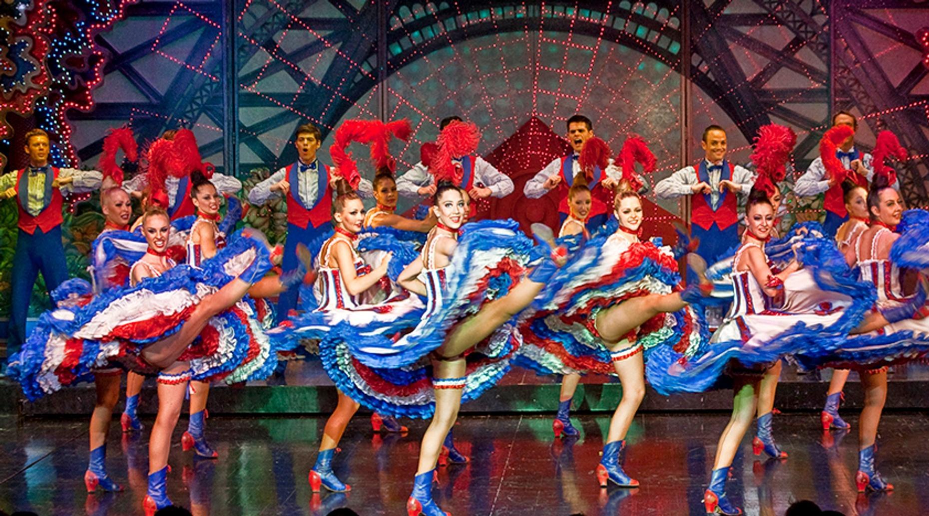 Moulin Rouge Revue