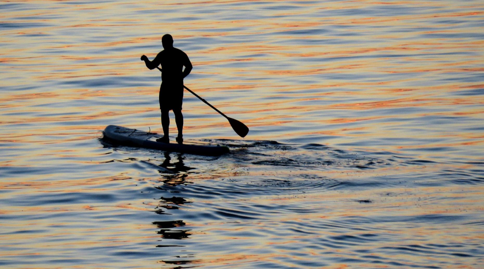 Bonita Springs Sunset Paddle