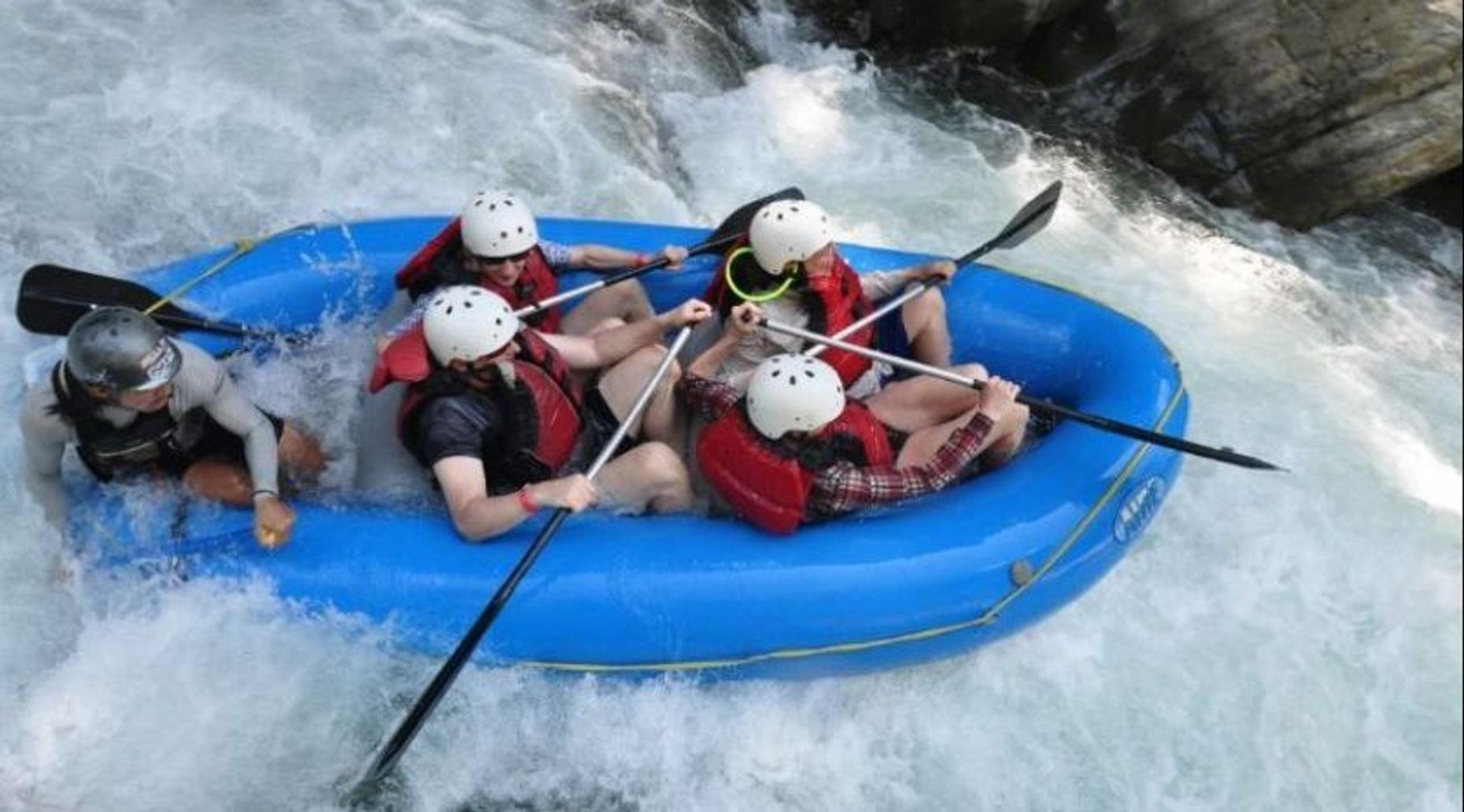 Savegre River Rafting III