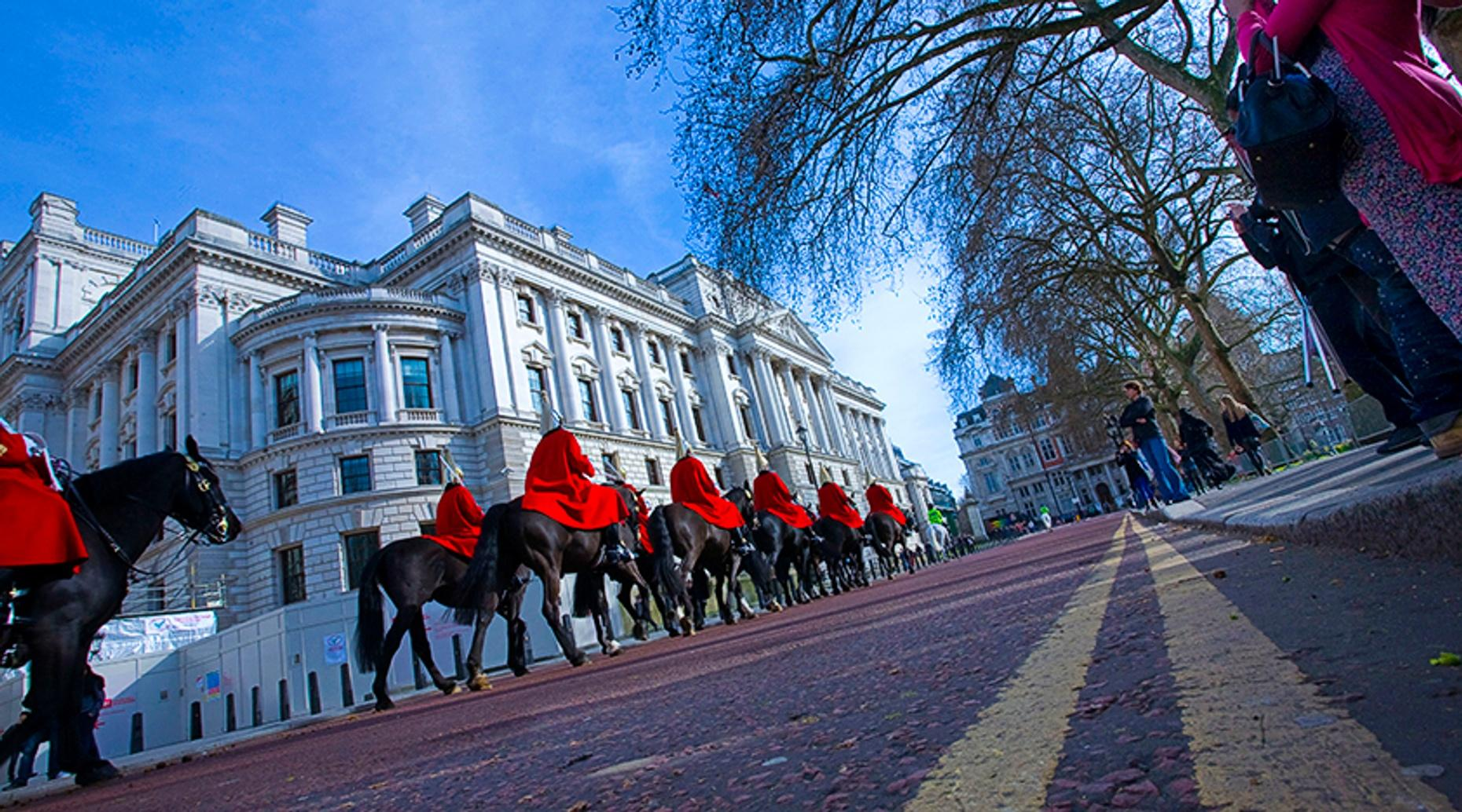 London Sightseeing Photography Tour