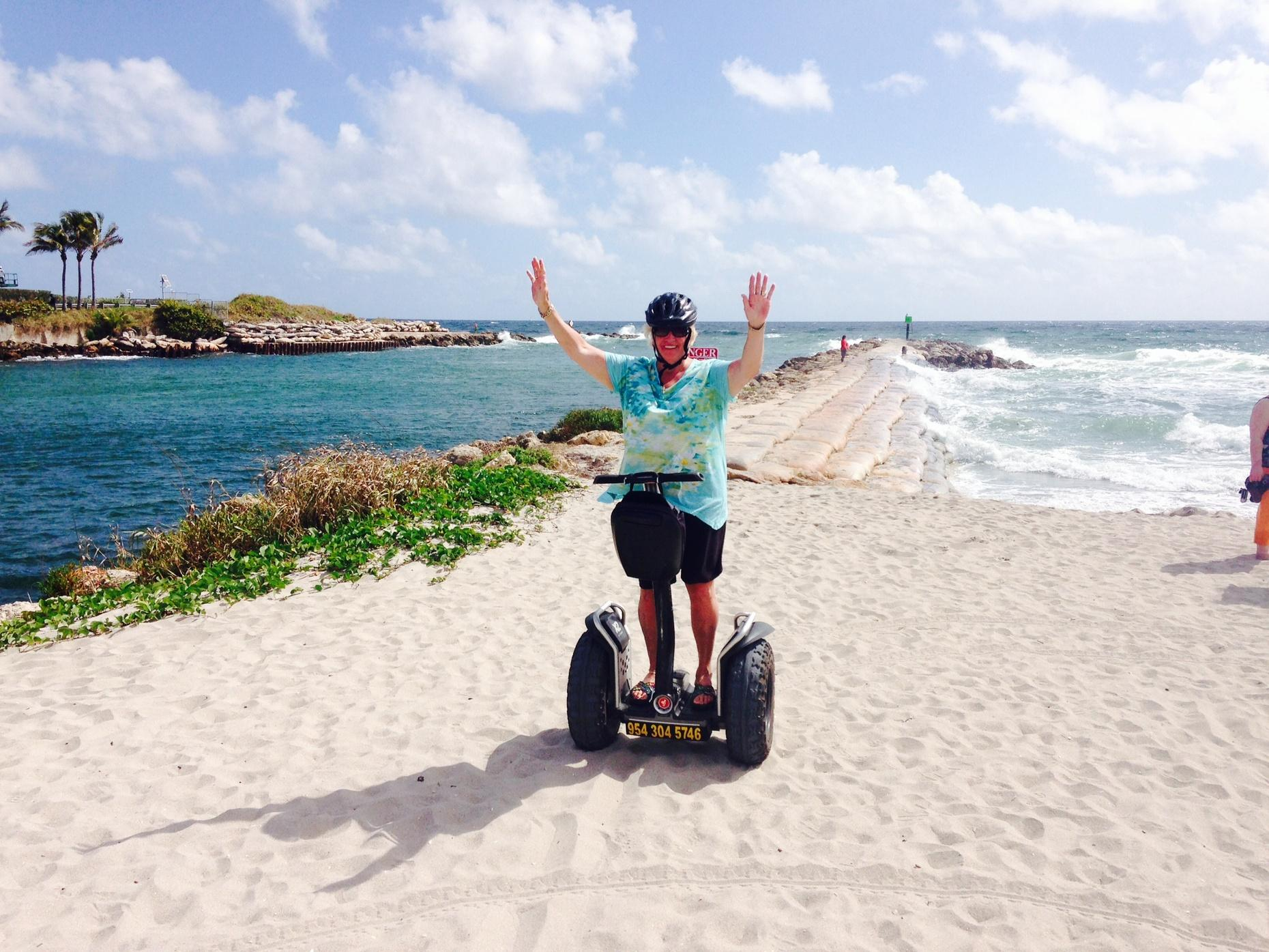 Yacht & Mansion Segway Tour of Fort Lauderdale