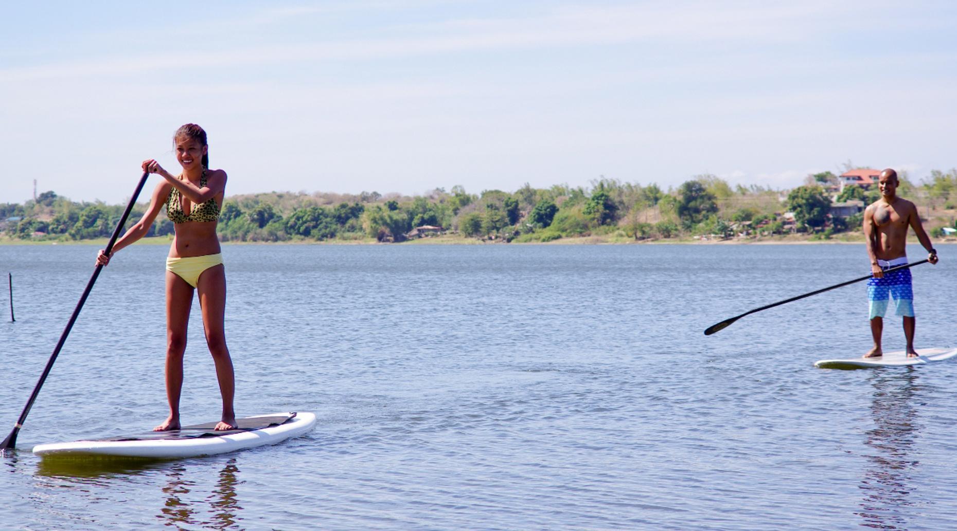 Bonita Springs Singles Paddleboard Tour & Lesson