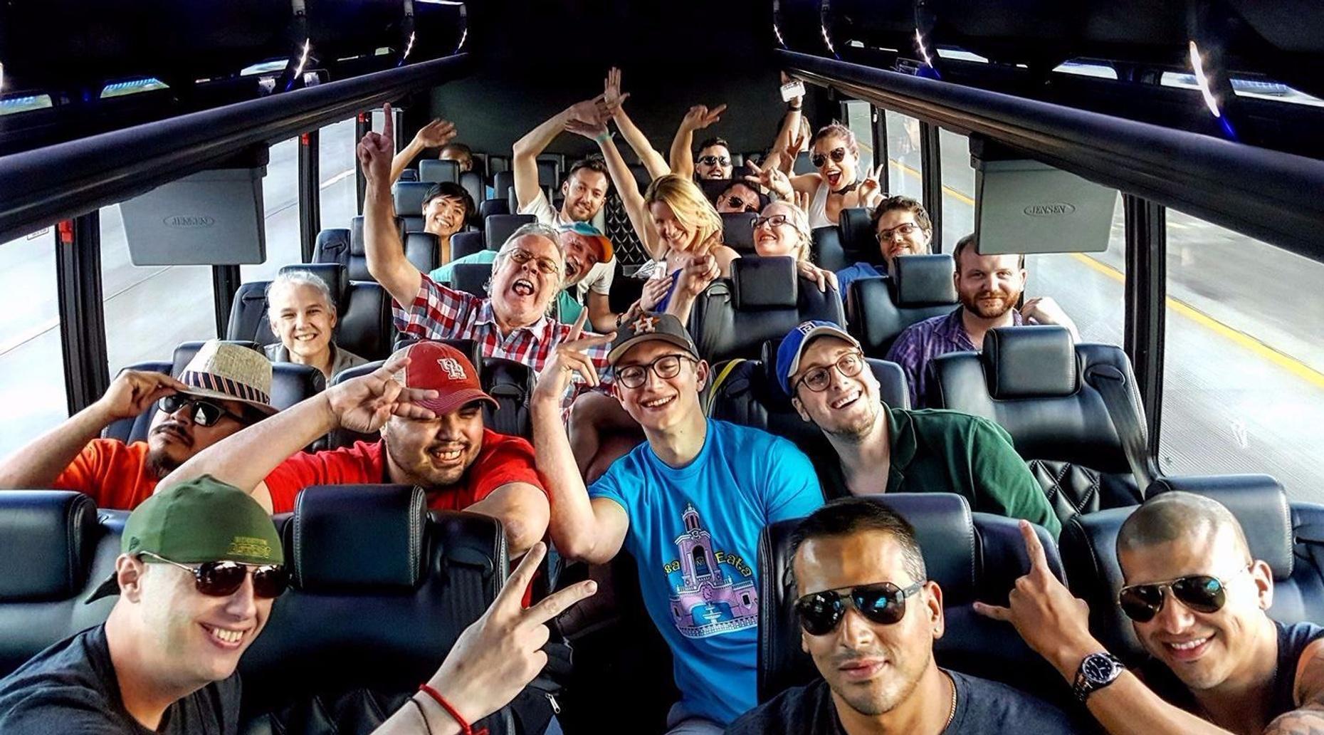 Galveston Bay Brewery Tour