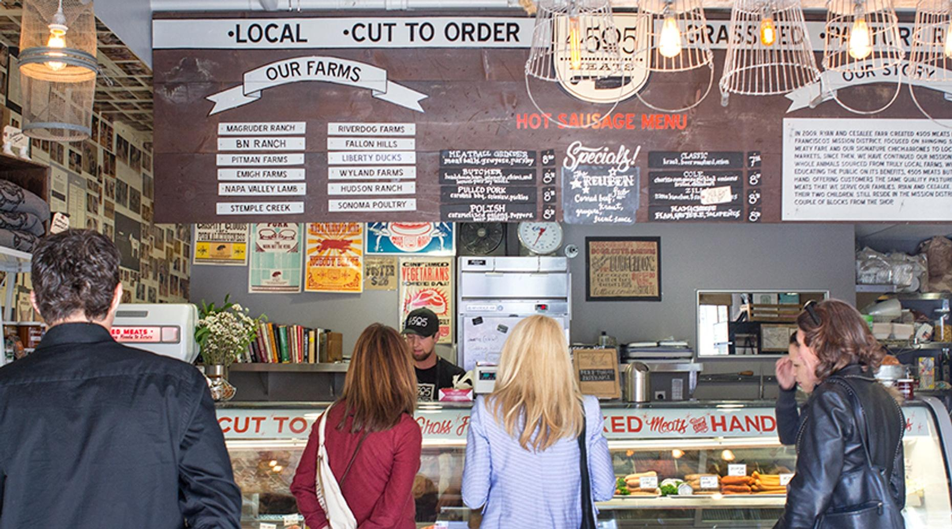Guided Food Tour of Historic Downtown Victoria