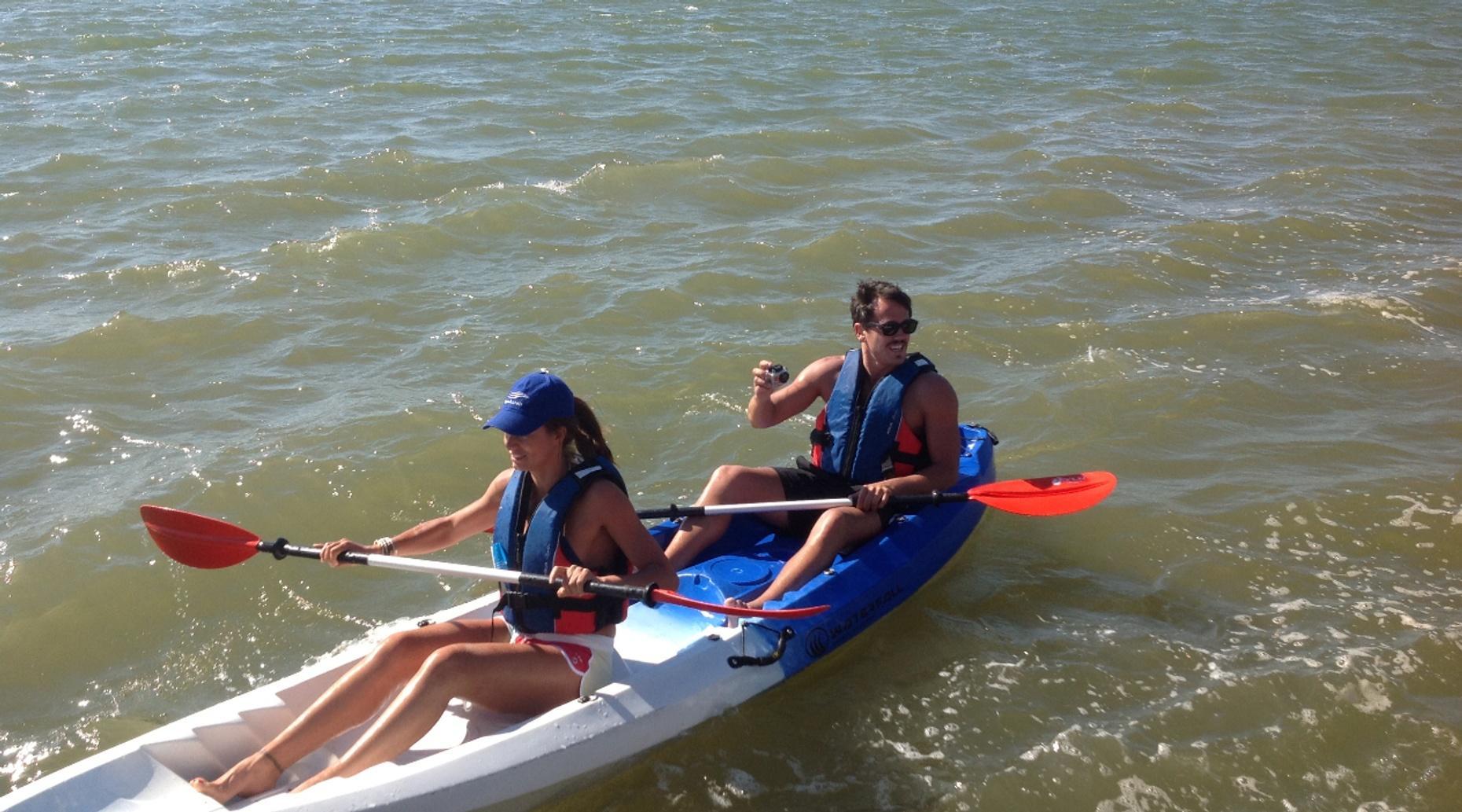 Two Hour Merritt Island Tandem Kayak Rental