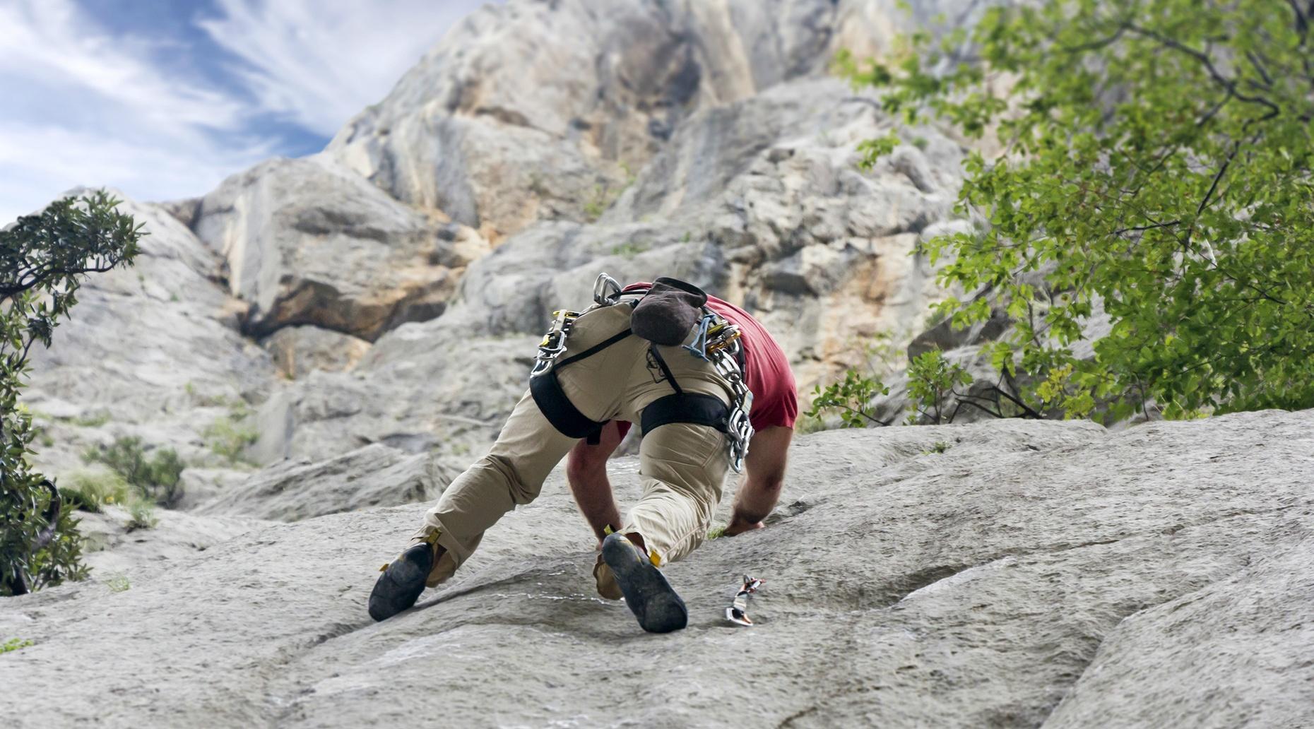 Taste of Climbing Lesson in Estes Park