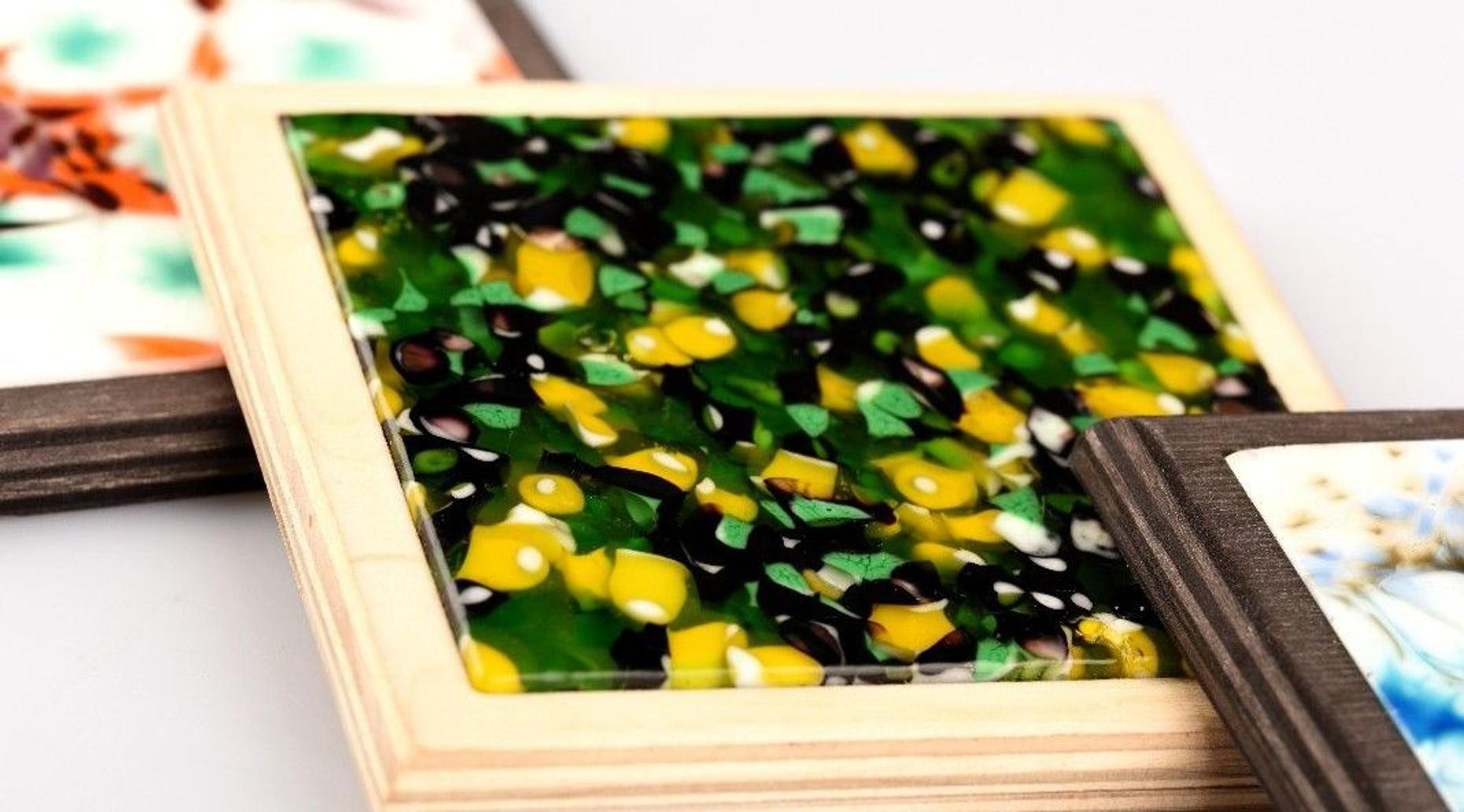 Intro Glass Fusing Class in Hollywood