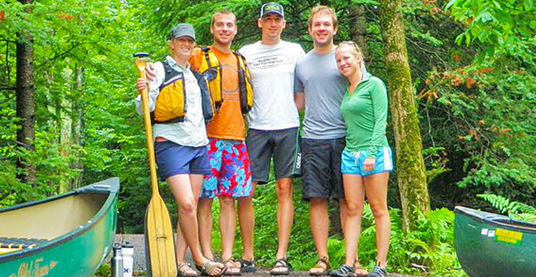 Two Hour Canoe Tour in Duluth