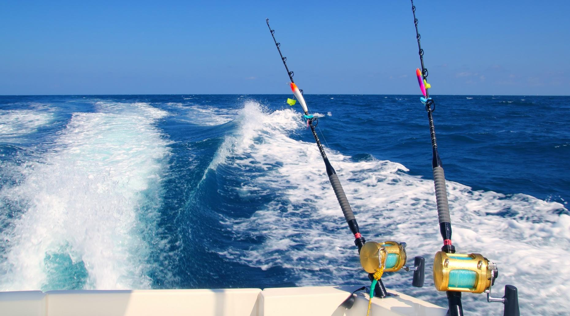 Pontoon Fishing & Wildlife Charter in Cape Canaveral
