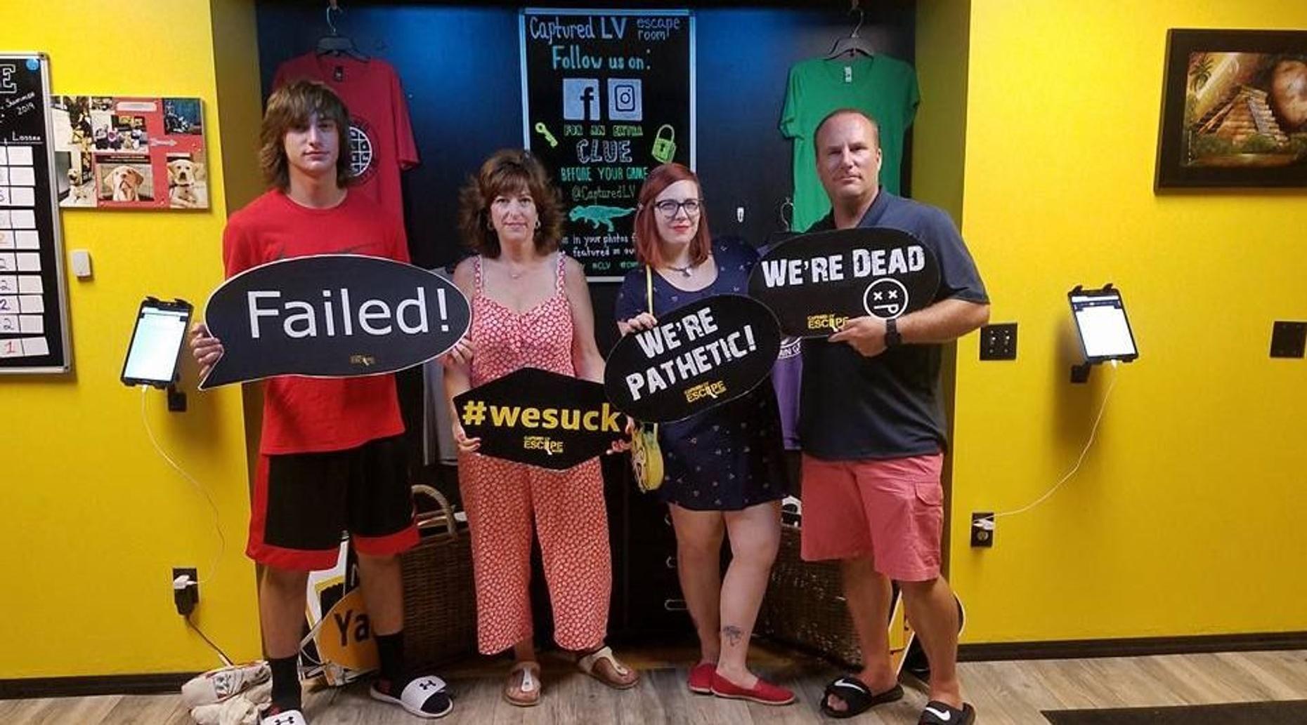 The Haunted Theatre Escape Room