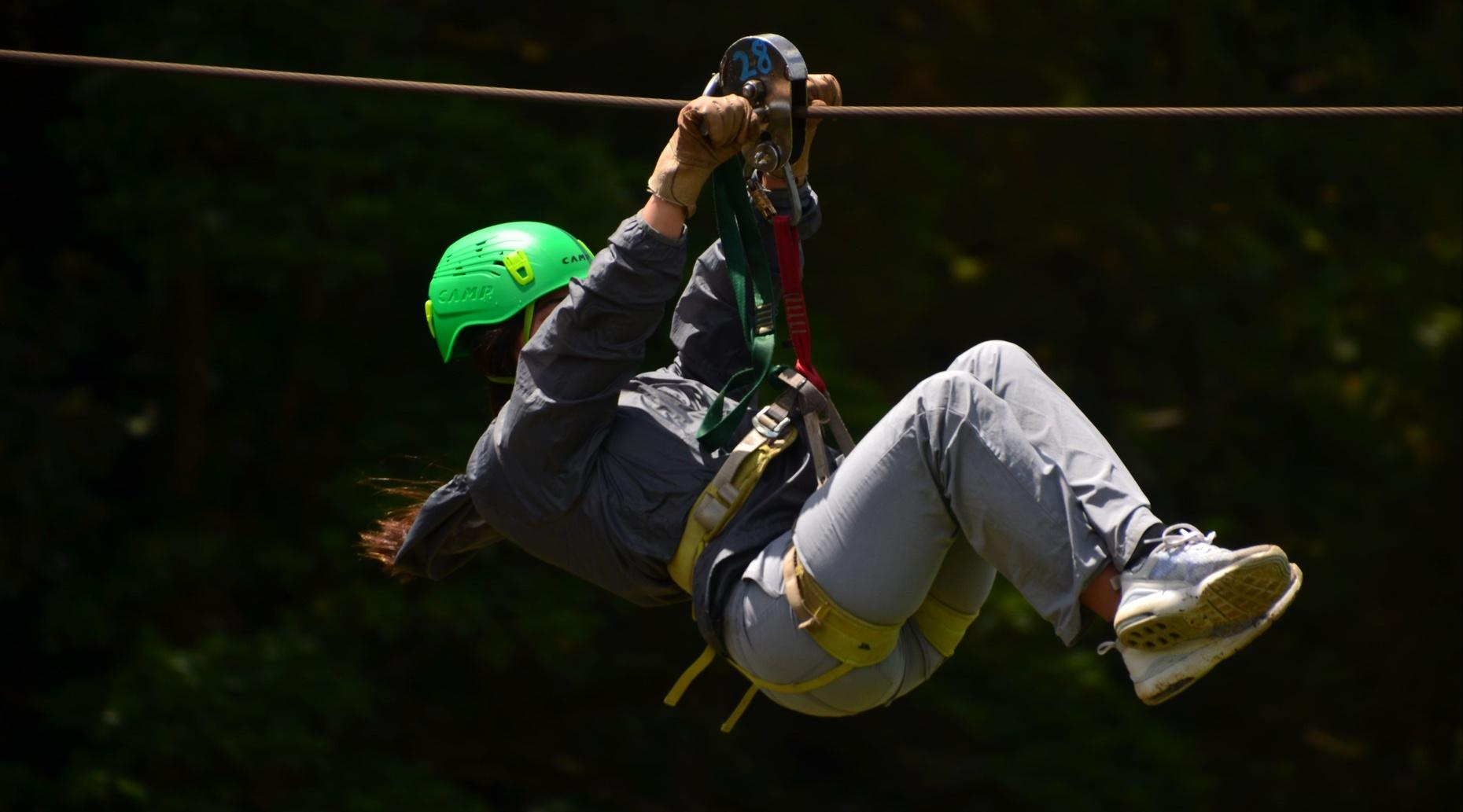 Sky Trek Zipline Adventure in Monteverde