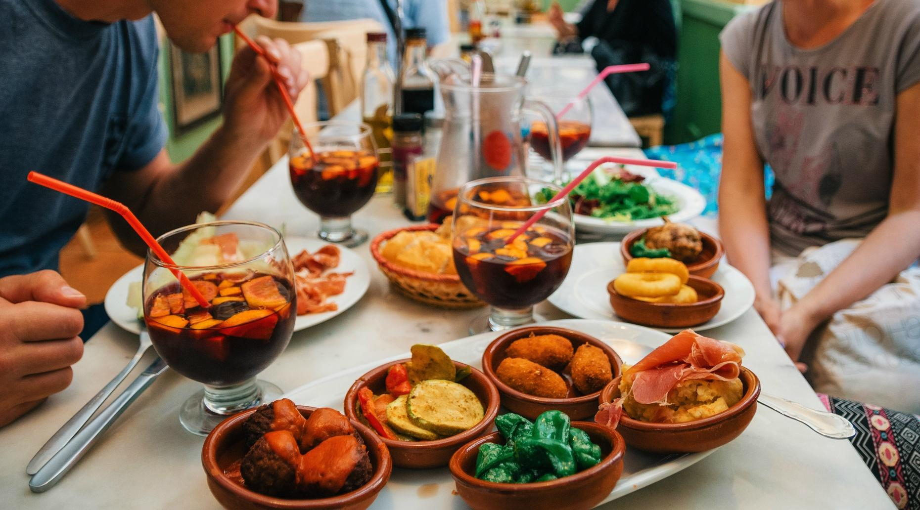Latin American Tapas Food Tour in New Haven