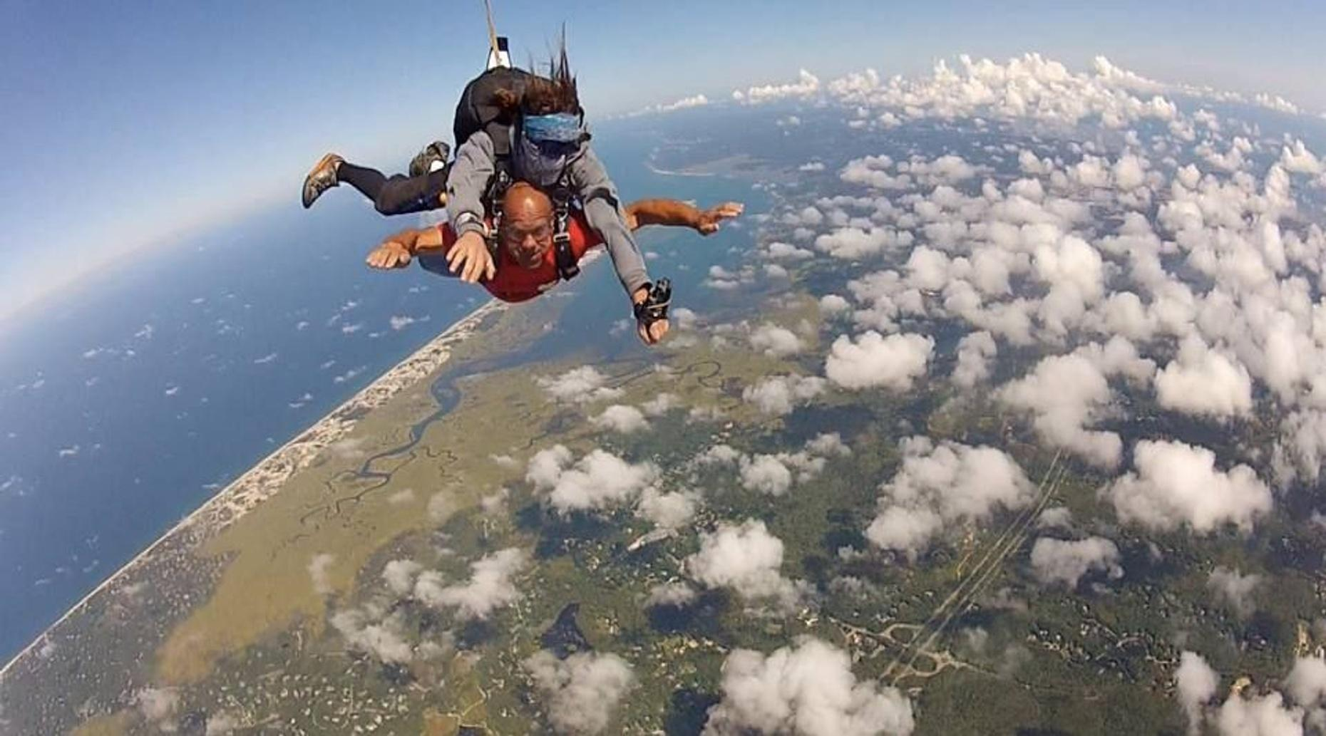 Marstons Mills Tandem Skydiving
