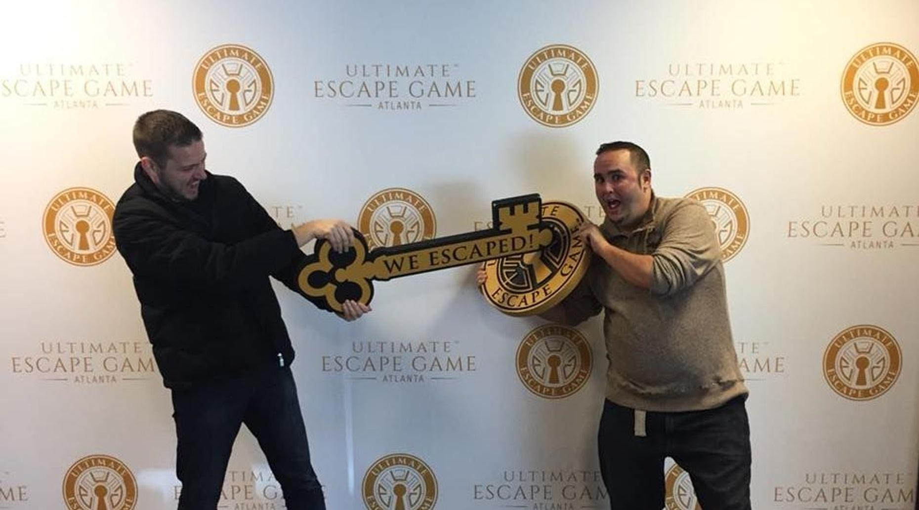 Submerged: Escape Room Game in Atlanta