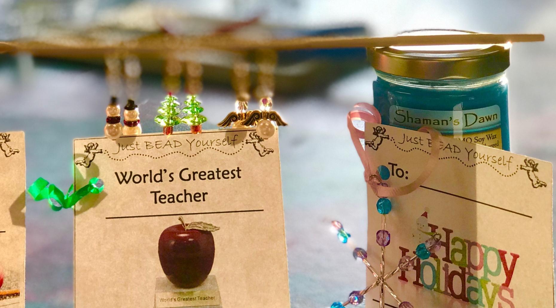 Beaded Gift Workshop for Kids in Westfield