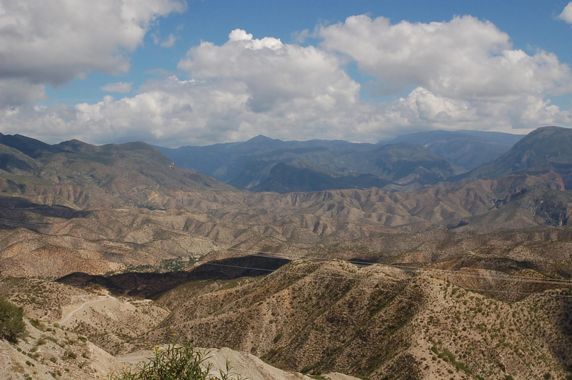 Guided Tour of the Sierra Gorda Mountains in Querétaro