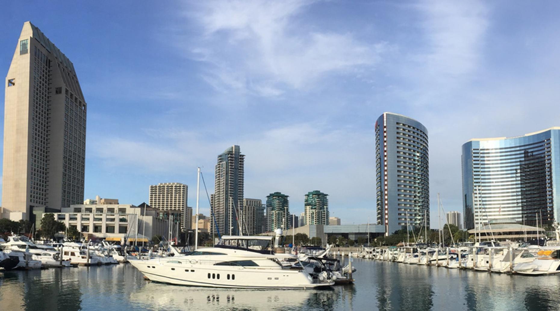 San Diego City Loop Segway Tour