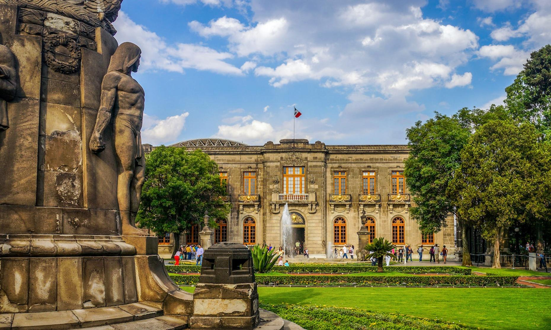 Castillo de Chapultepec Guided Tour in Mexico City
