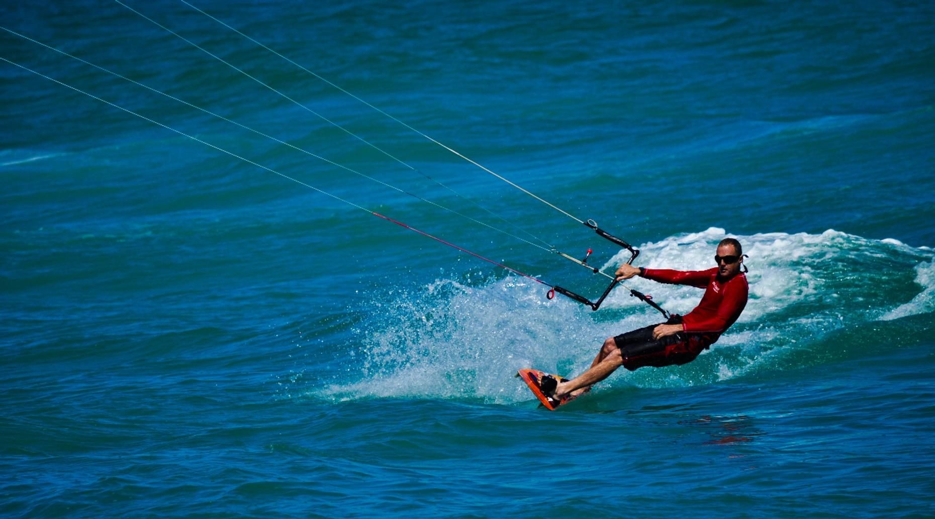 Two-Hour Kitesurfing Lesson in Fort Lauderdale