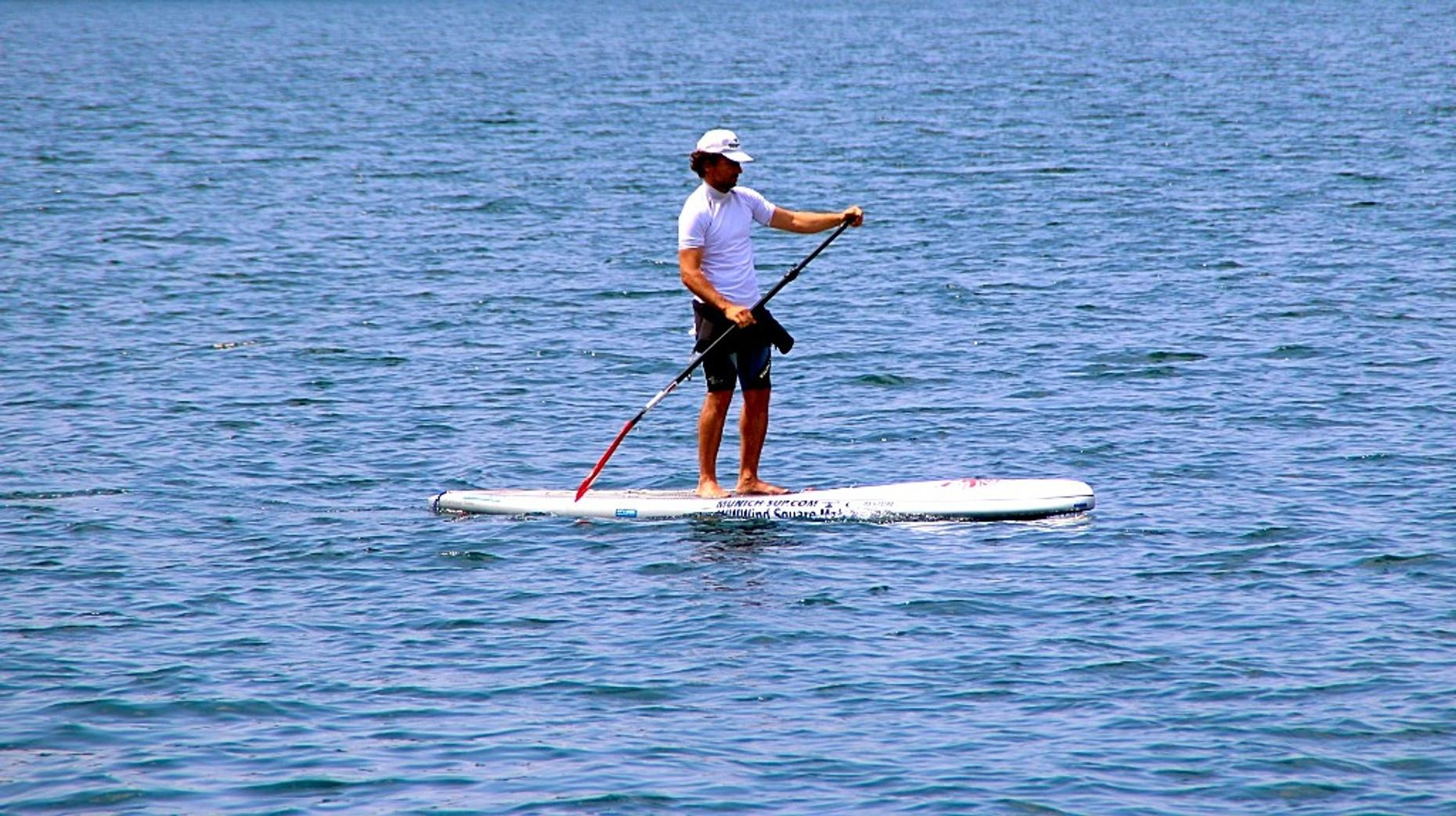 3-Hour Paddleboard Tour in Todos Santos