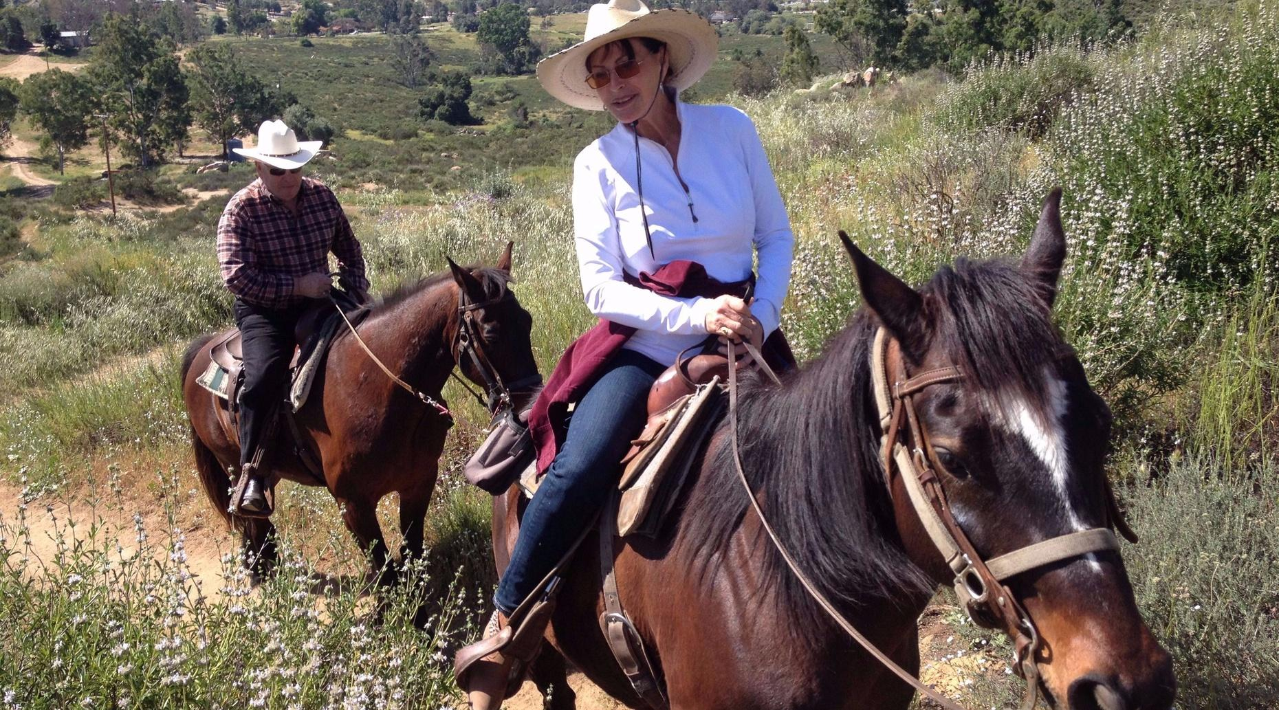 90-Minute Horseback Ride in Murrieta
