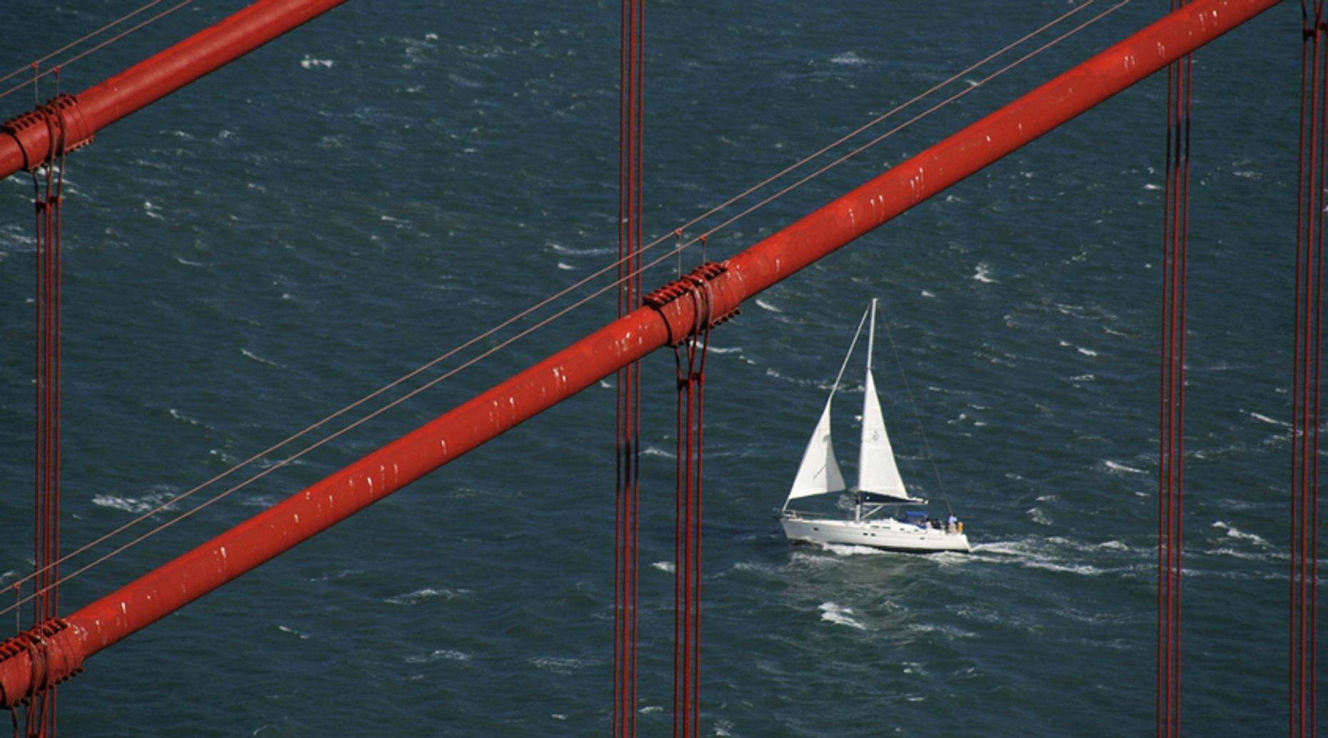 Three-Hour Sailing Cruise on San Francisco Bay