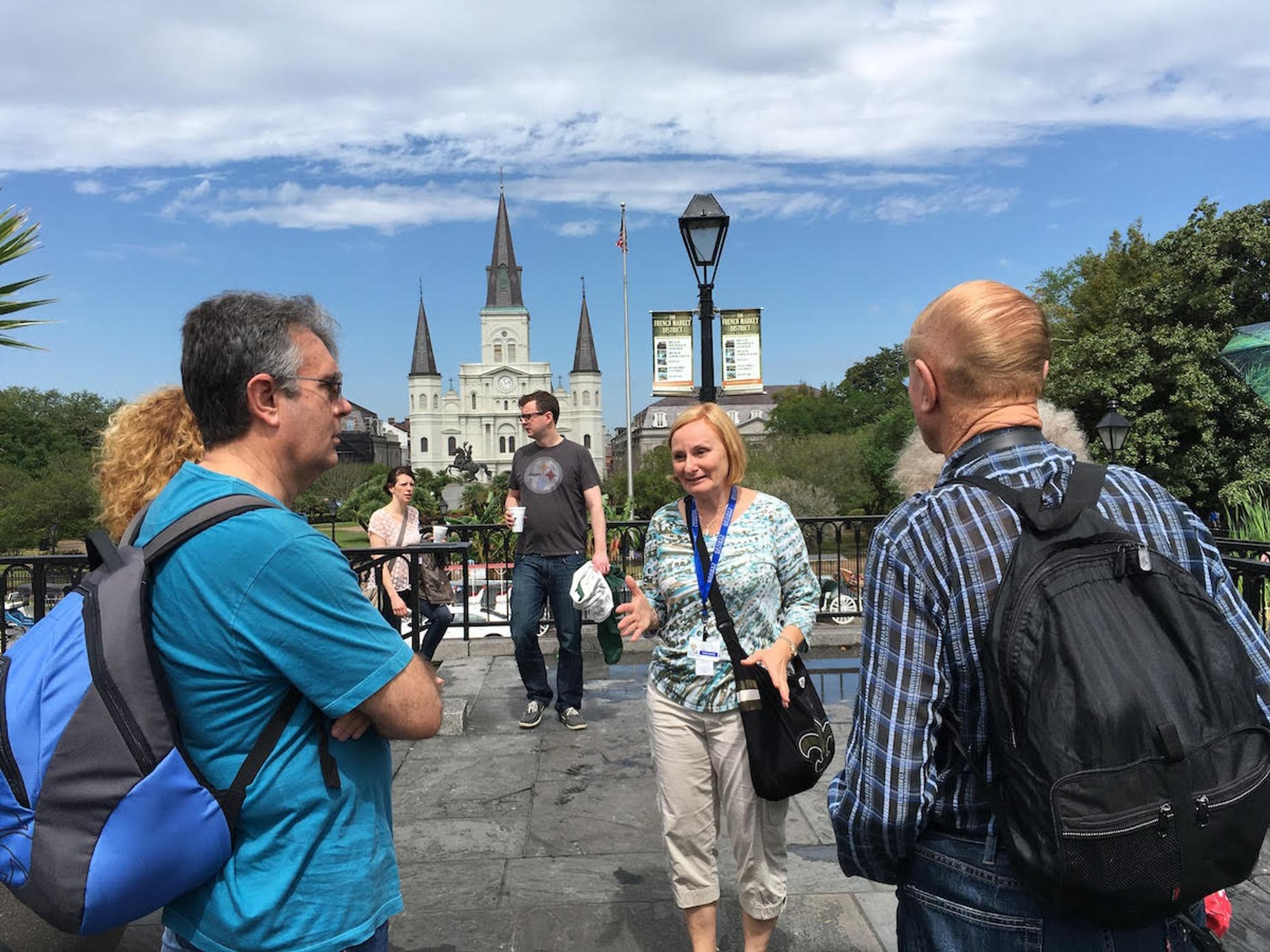 Two Hour New Orleans French Quarter Walking Tour