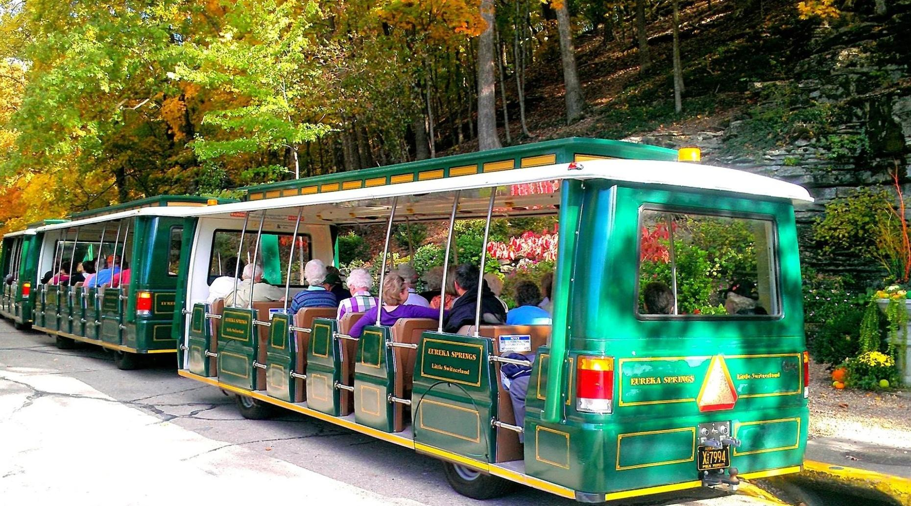 Eureka Springs Tram Tour
