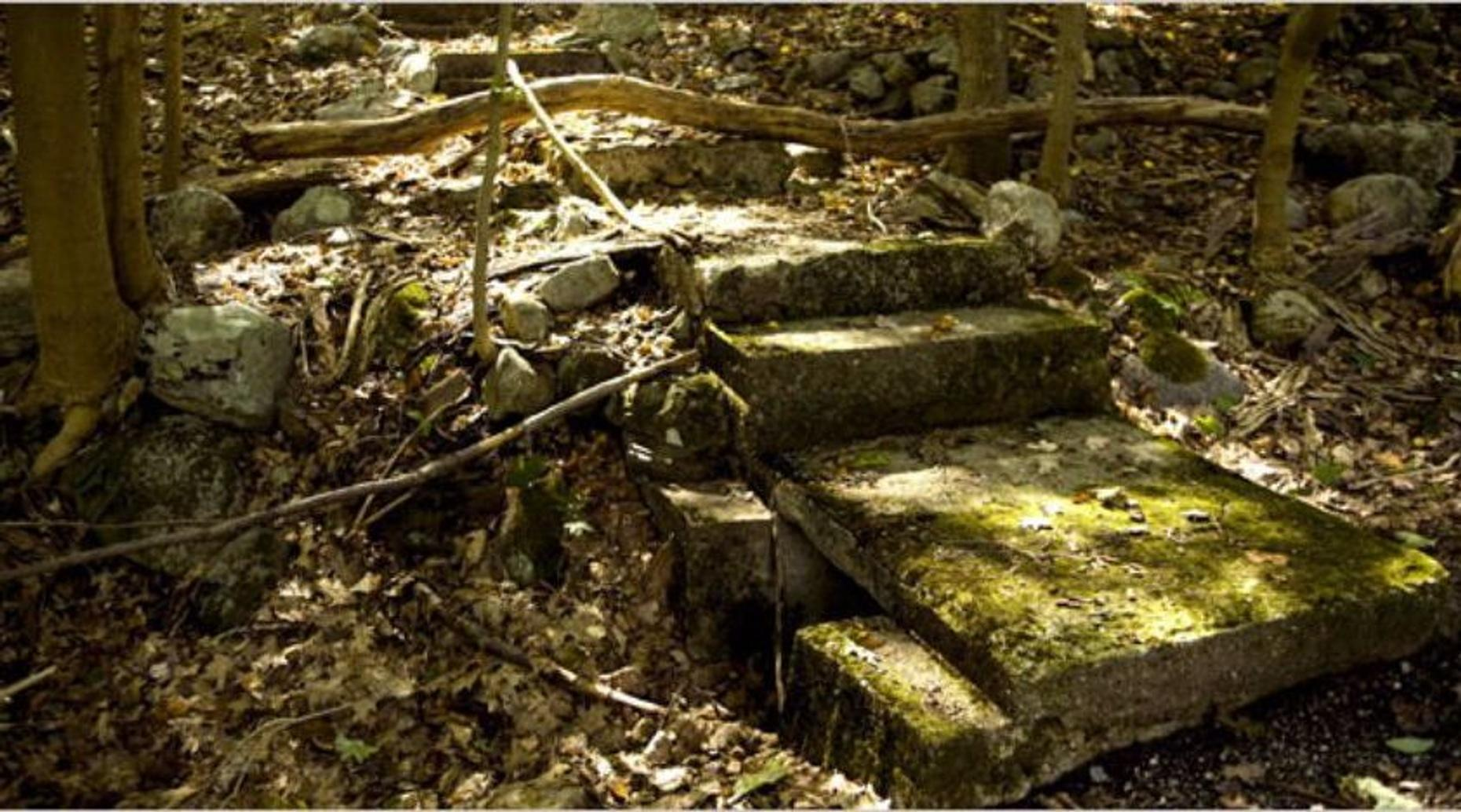Guided Ghost Town Hike from Paramus