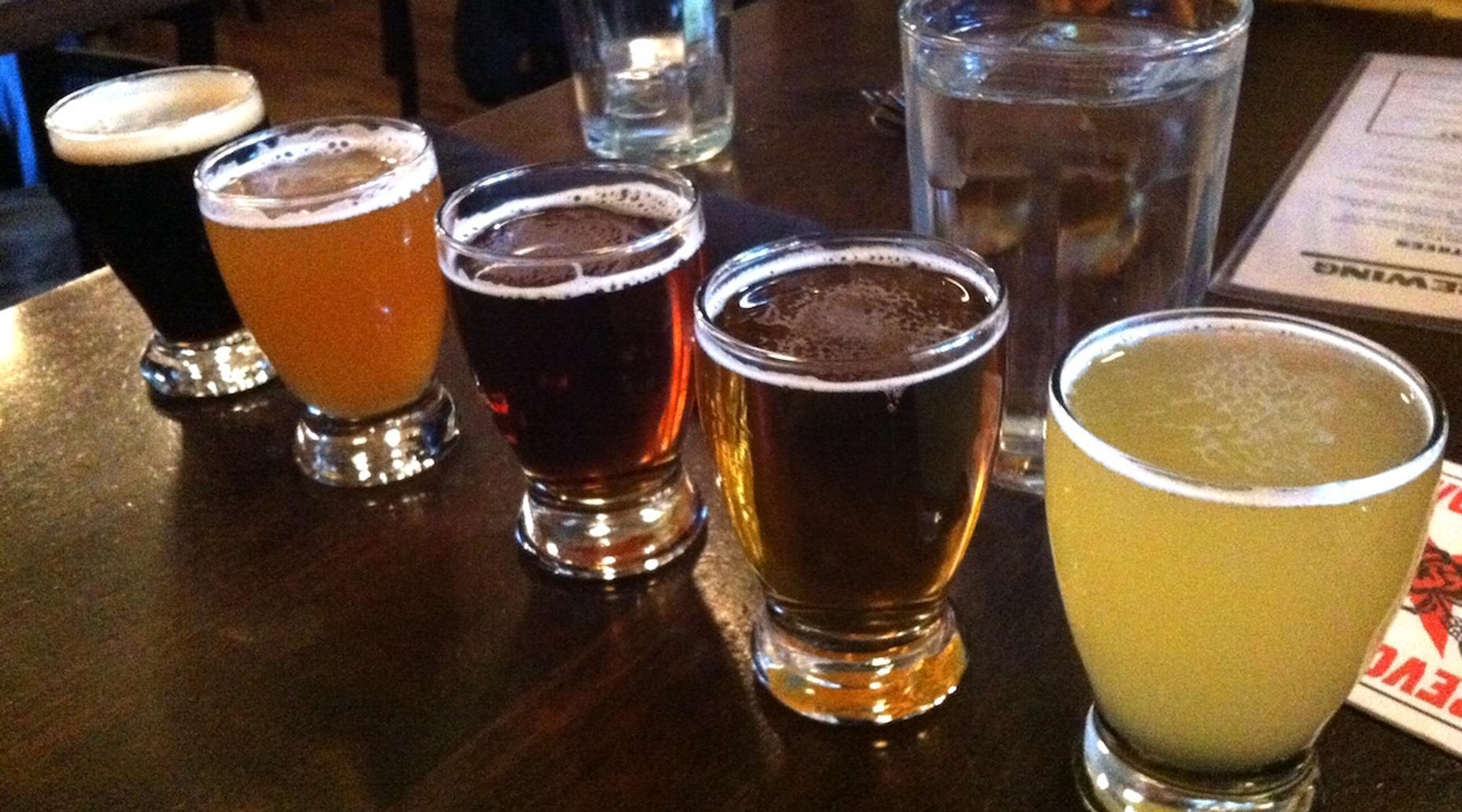 Chicago Craft Beer Walking Tours