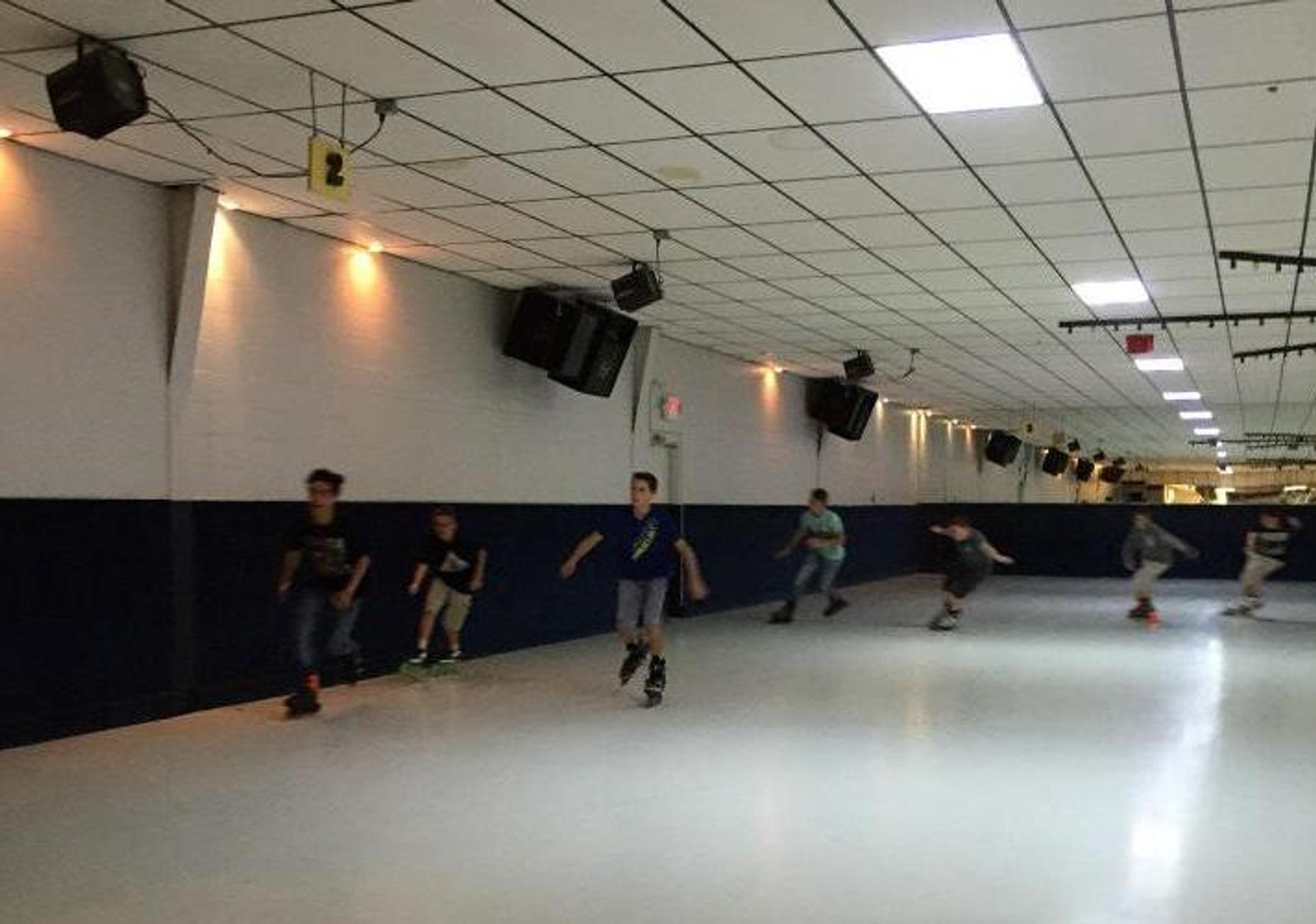 Deluxe Skating Session in Hutchinson Kansas