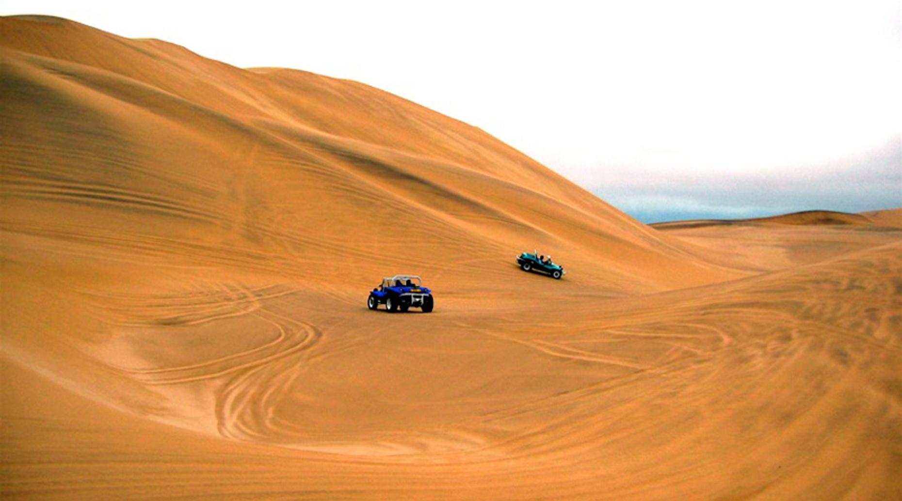 Turks and Caicos Dune Buggy Tour With Cruise Ship Access