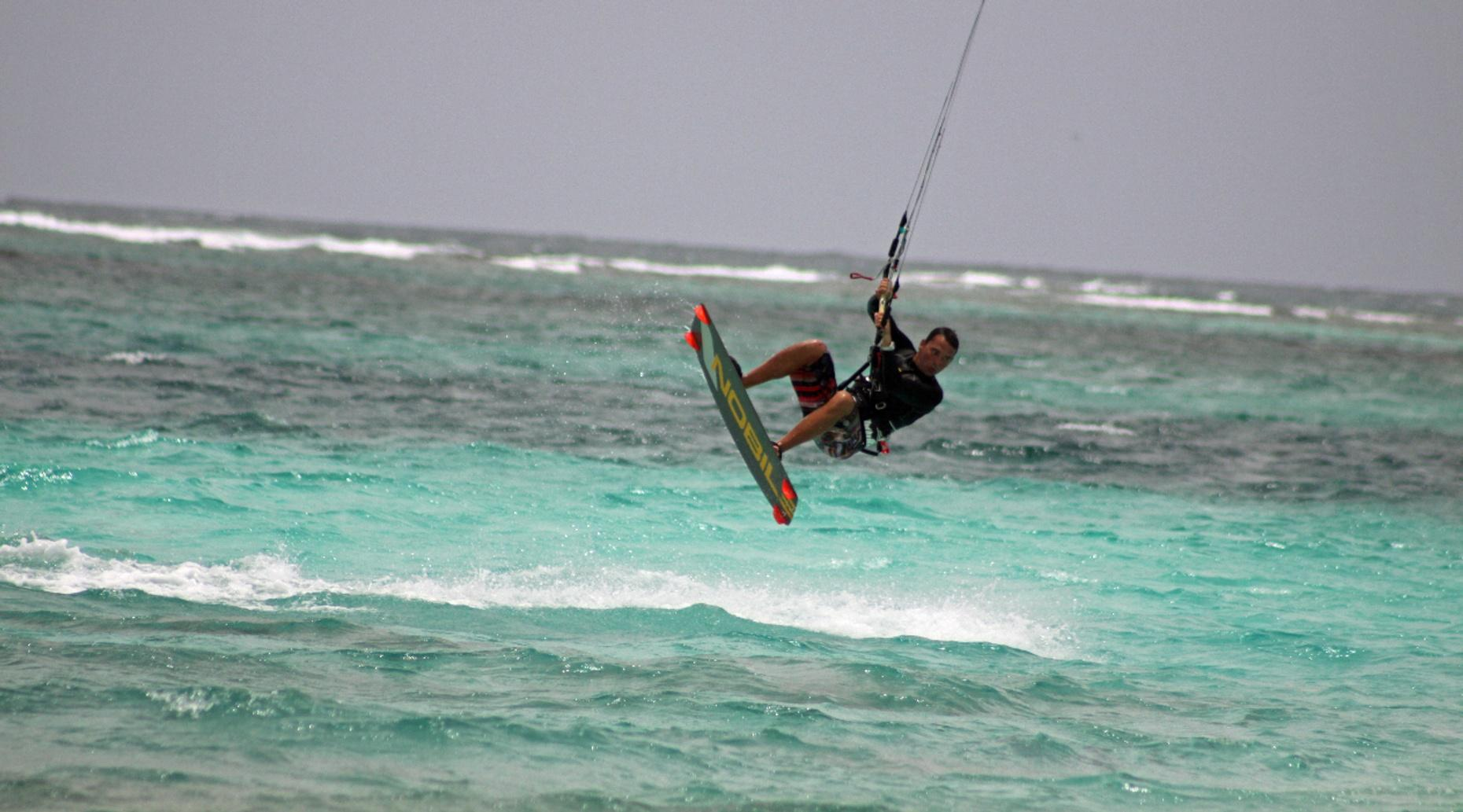 One-Hour Kitesurfing Lesson in Fort Lauderdale