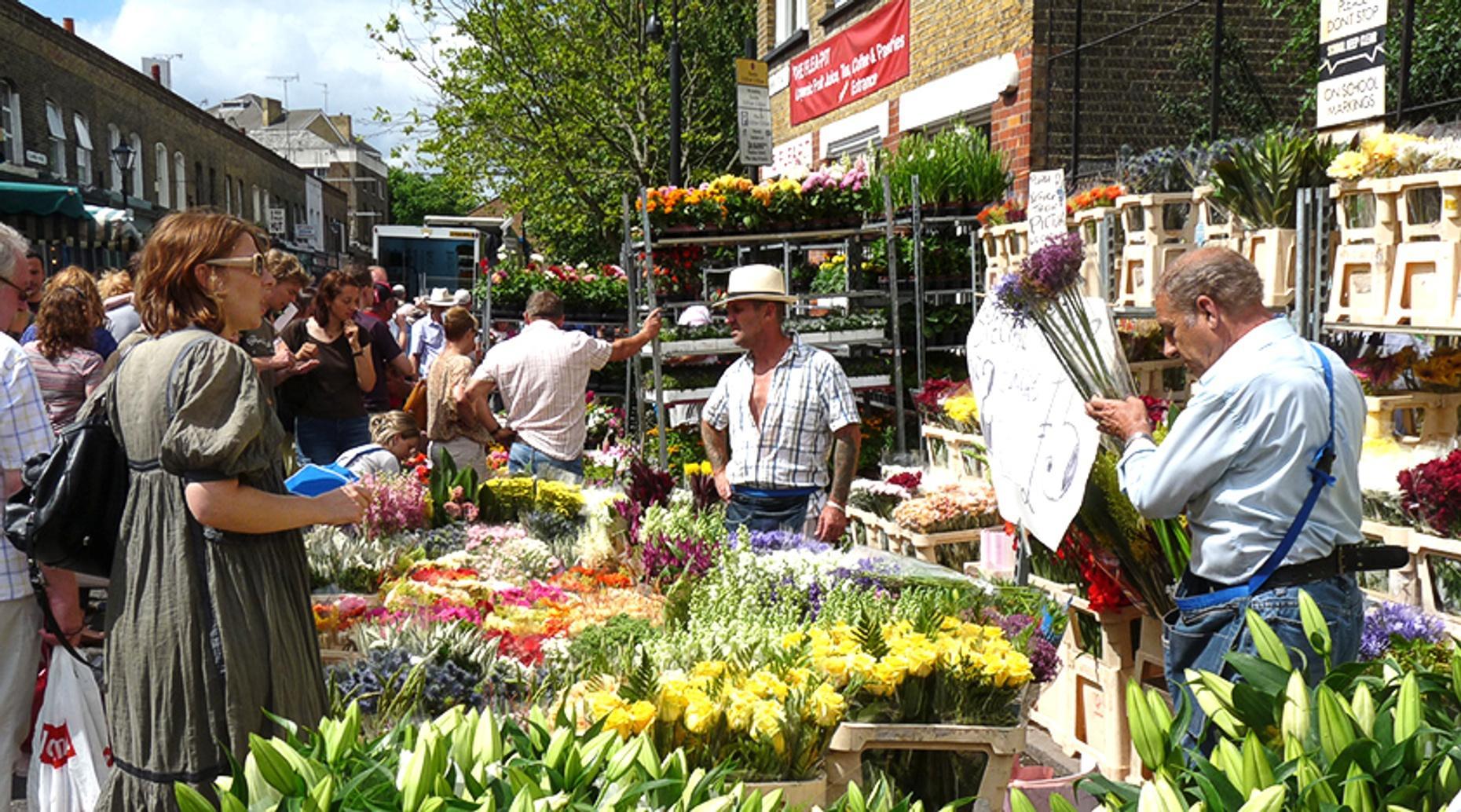 East London Market Tour
