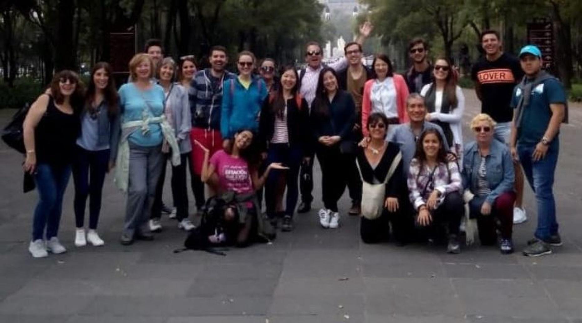 Chapultepec Walking Tour