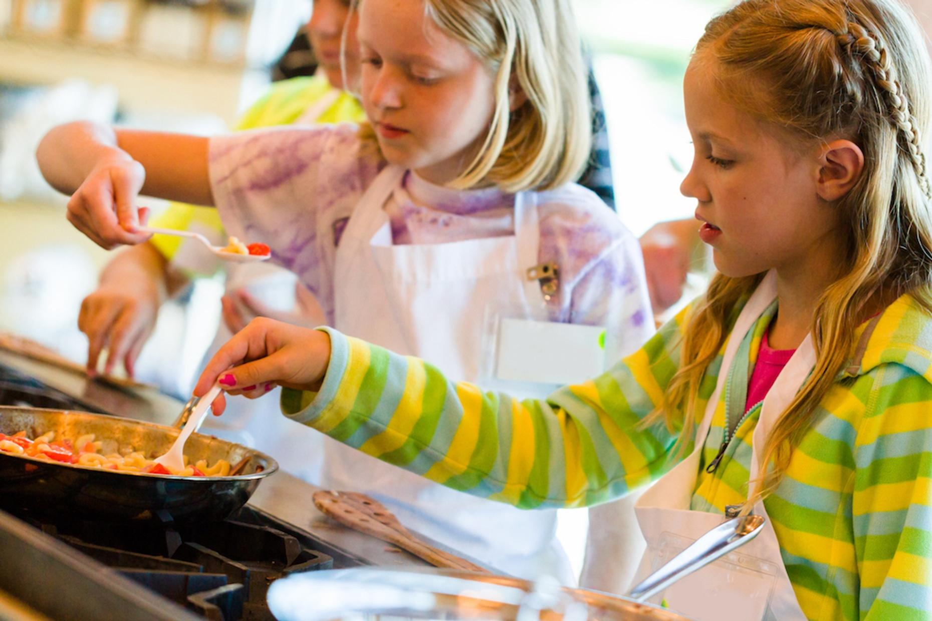 Morning Cooking Party for Kids in La Jolla
