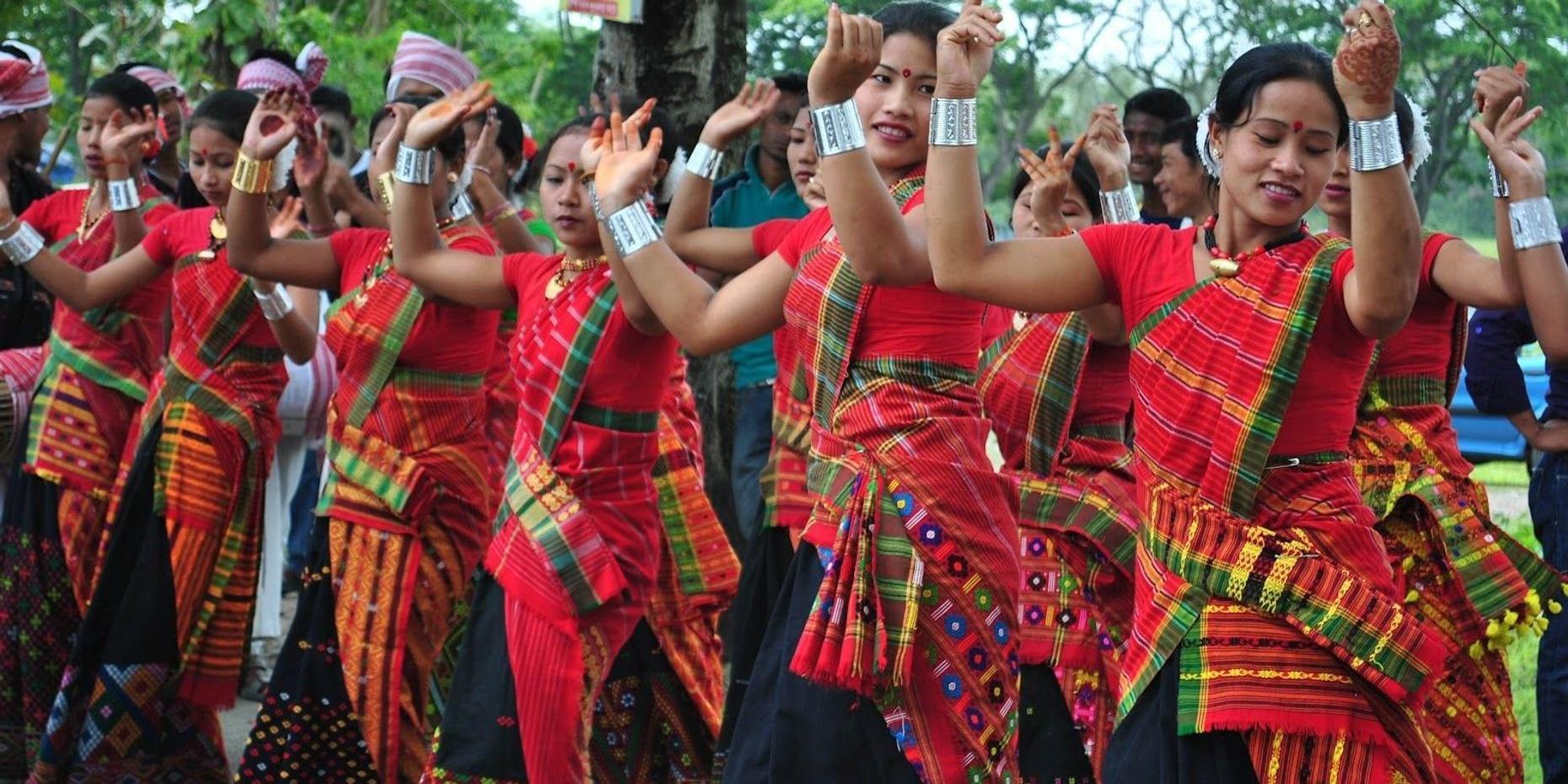 9-Day Northeast India Tour