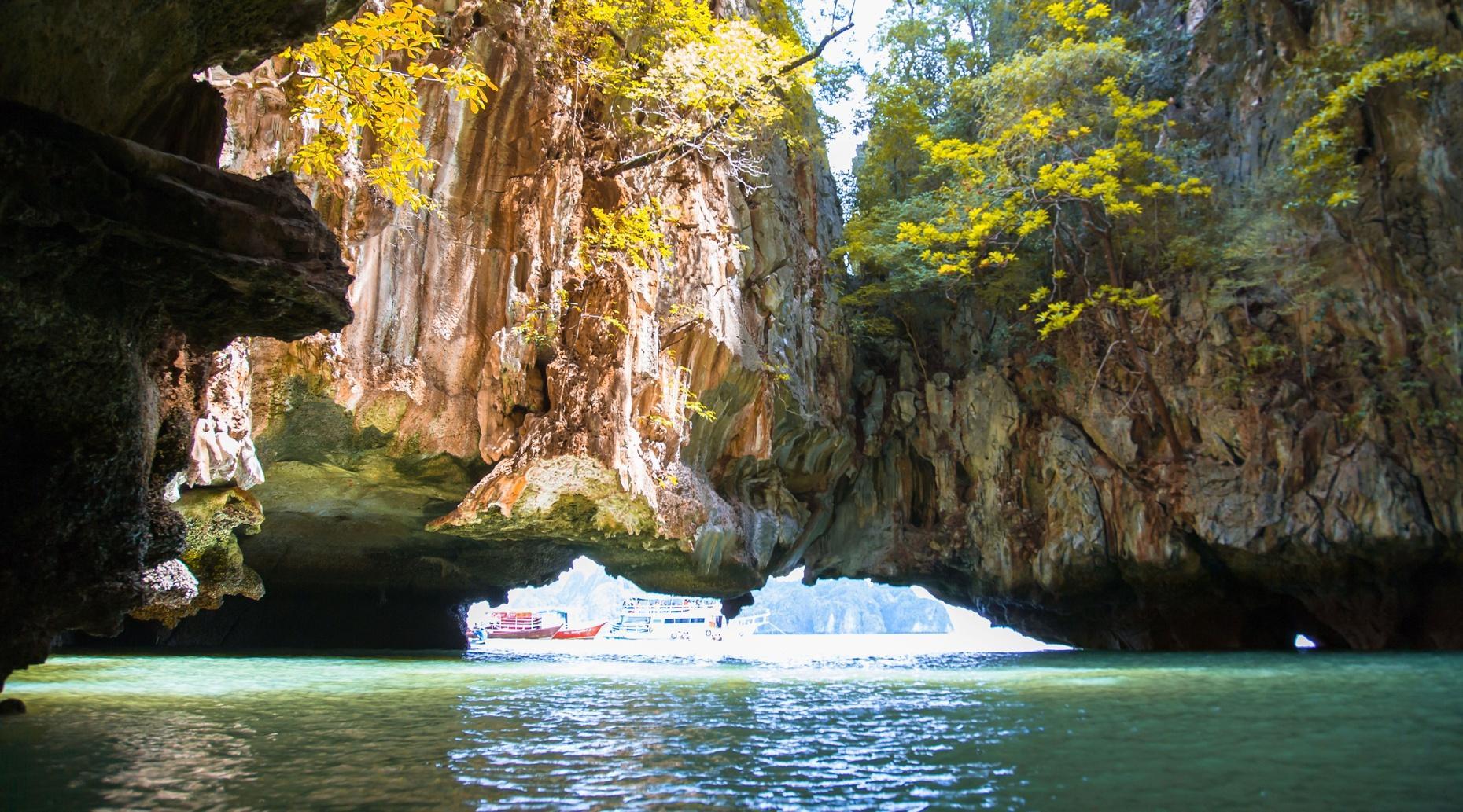 James Bond Island Boat Tour In Phang Nga Bay Book Tours Activities At Peek Com