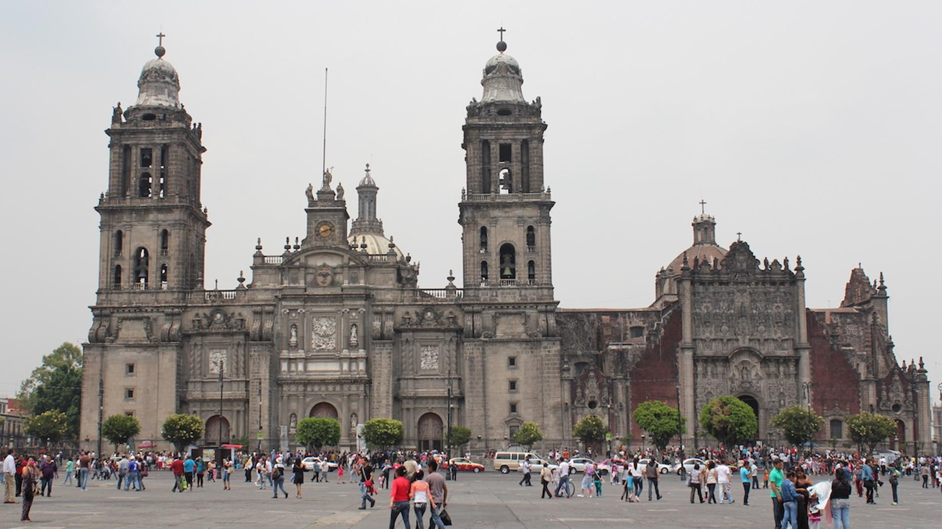 Free Walking Tour of Downtown Mexico City