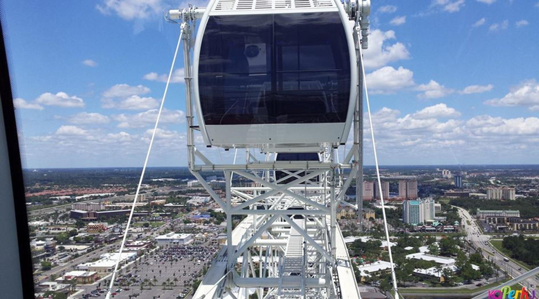 Orlando Eye & I-Drive 360 Day Tour