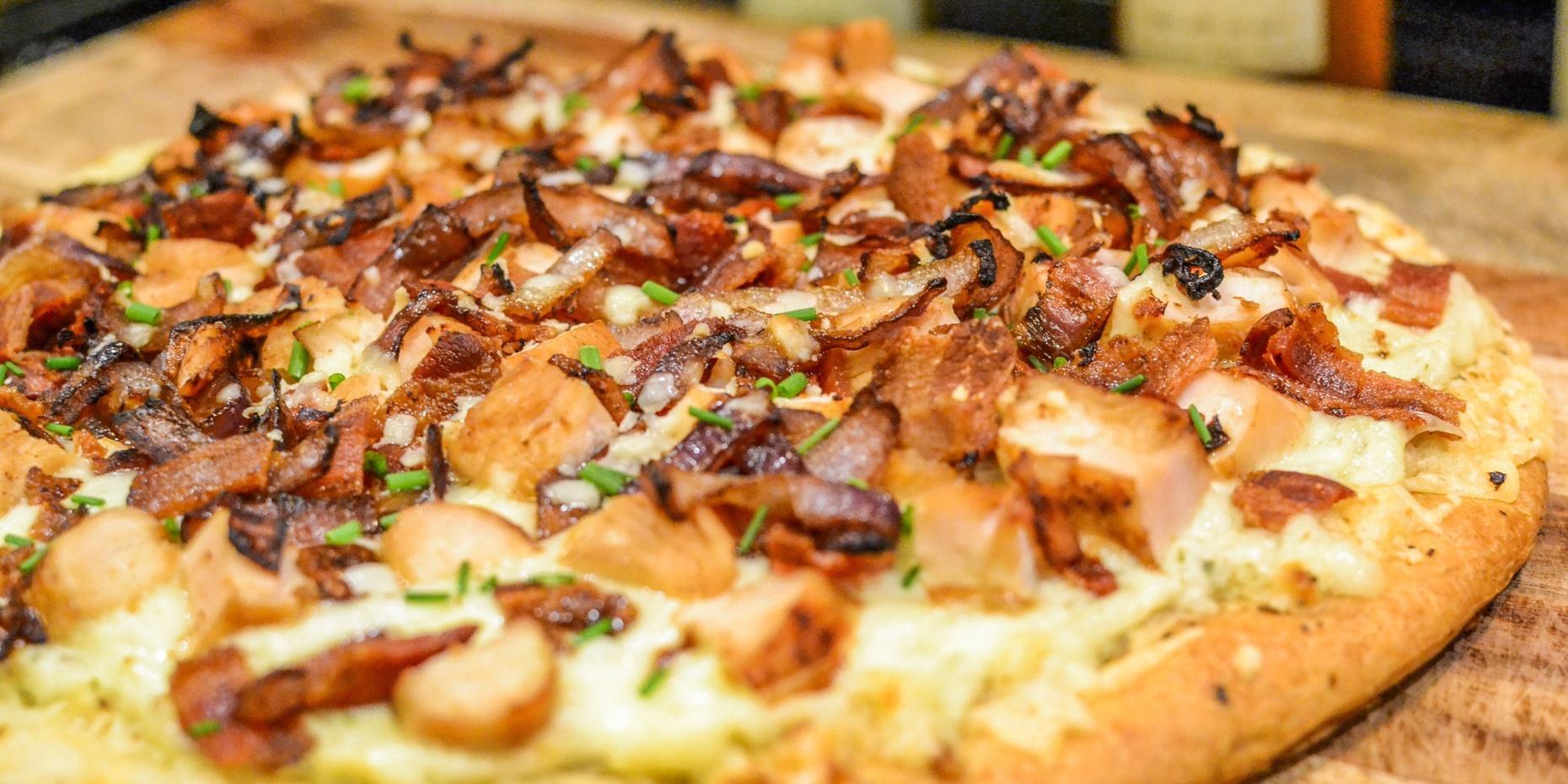 Artisan Pizza Making