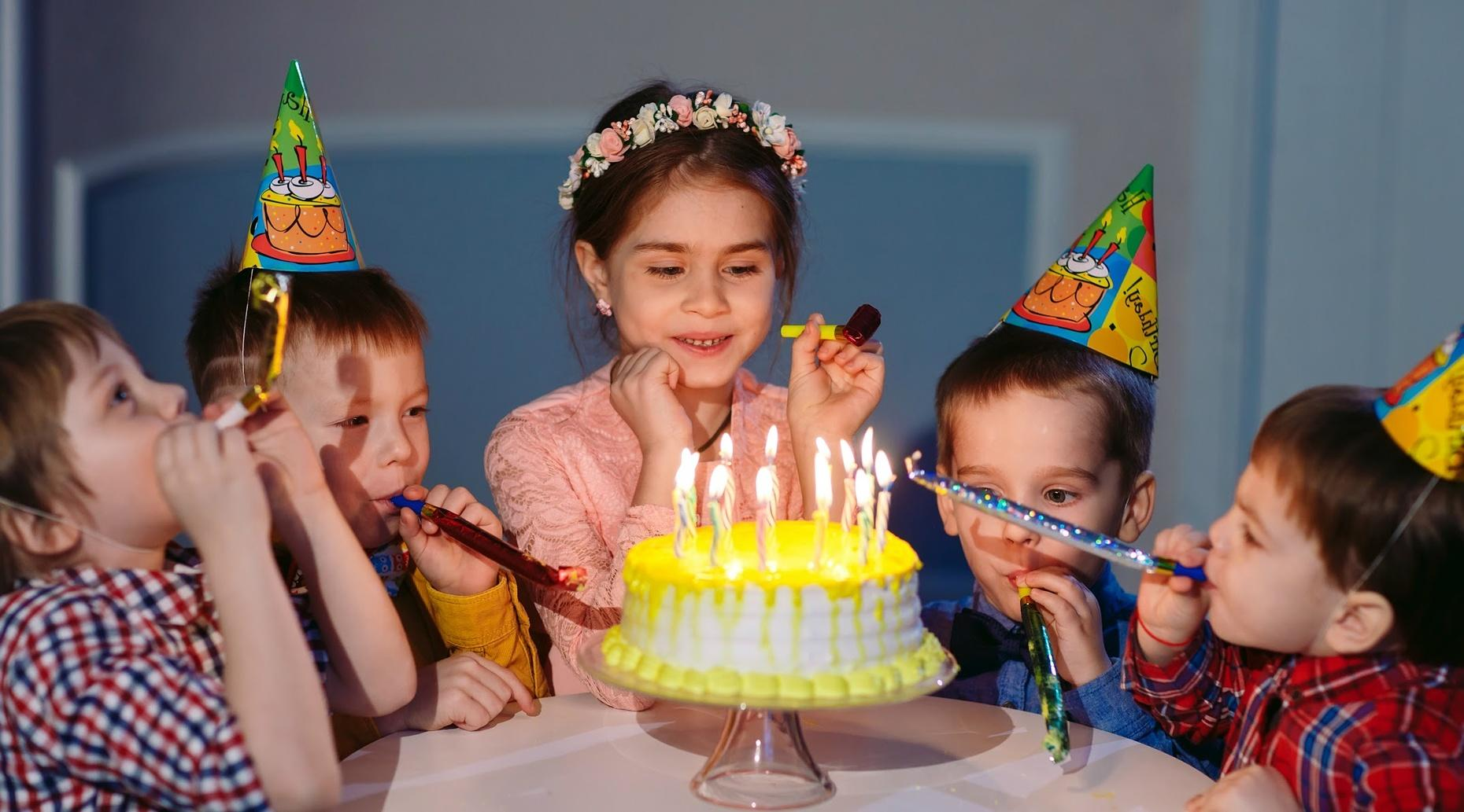 Bounce House Birthday Party Package