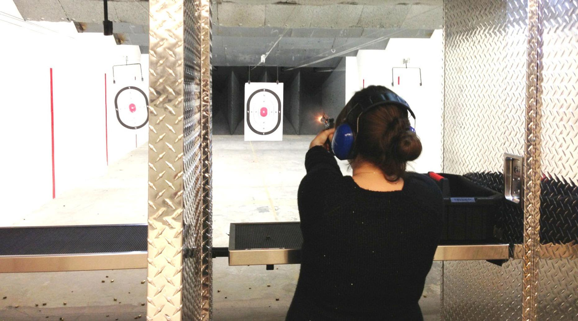 Tactical Pistol Class in Burlingame