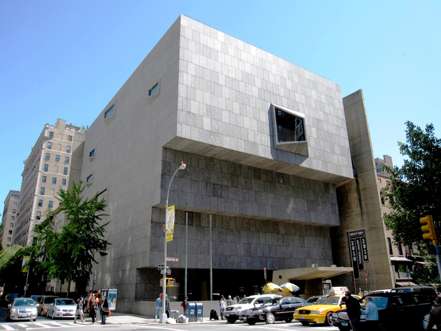 Met Breuer Guided Tour in New York City