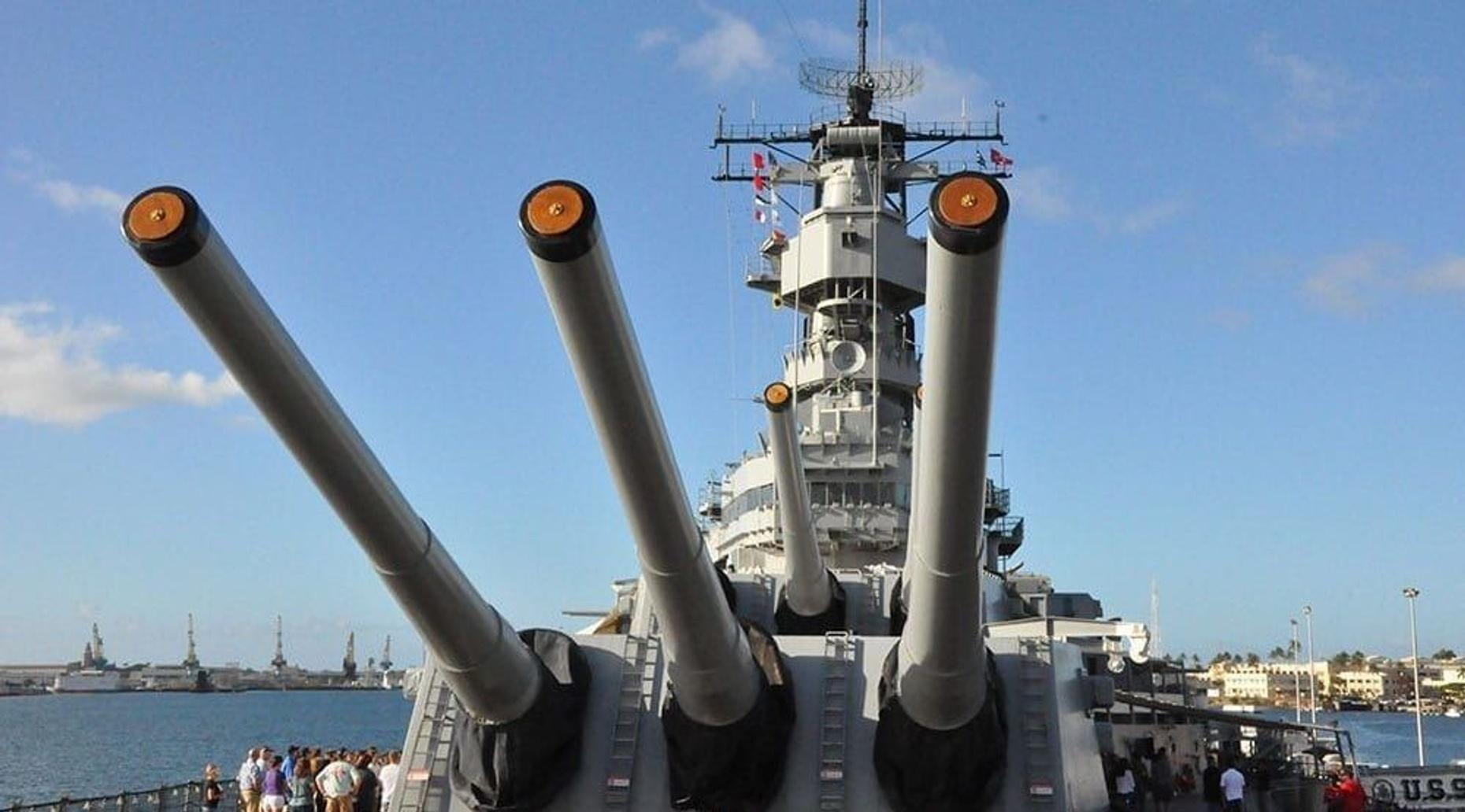 USS Missouri, Arizona Memorial & Pearl Harbor Premium Tour